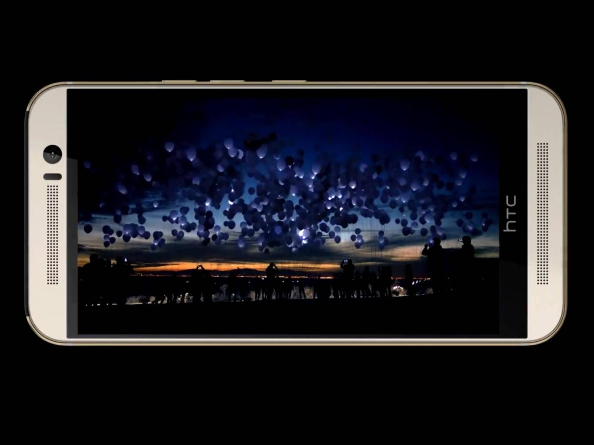 Gerade erst wurde das HTC One M9 vorgestellt, jetzt rückt das One M9+ in den Fokus.