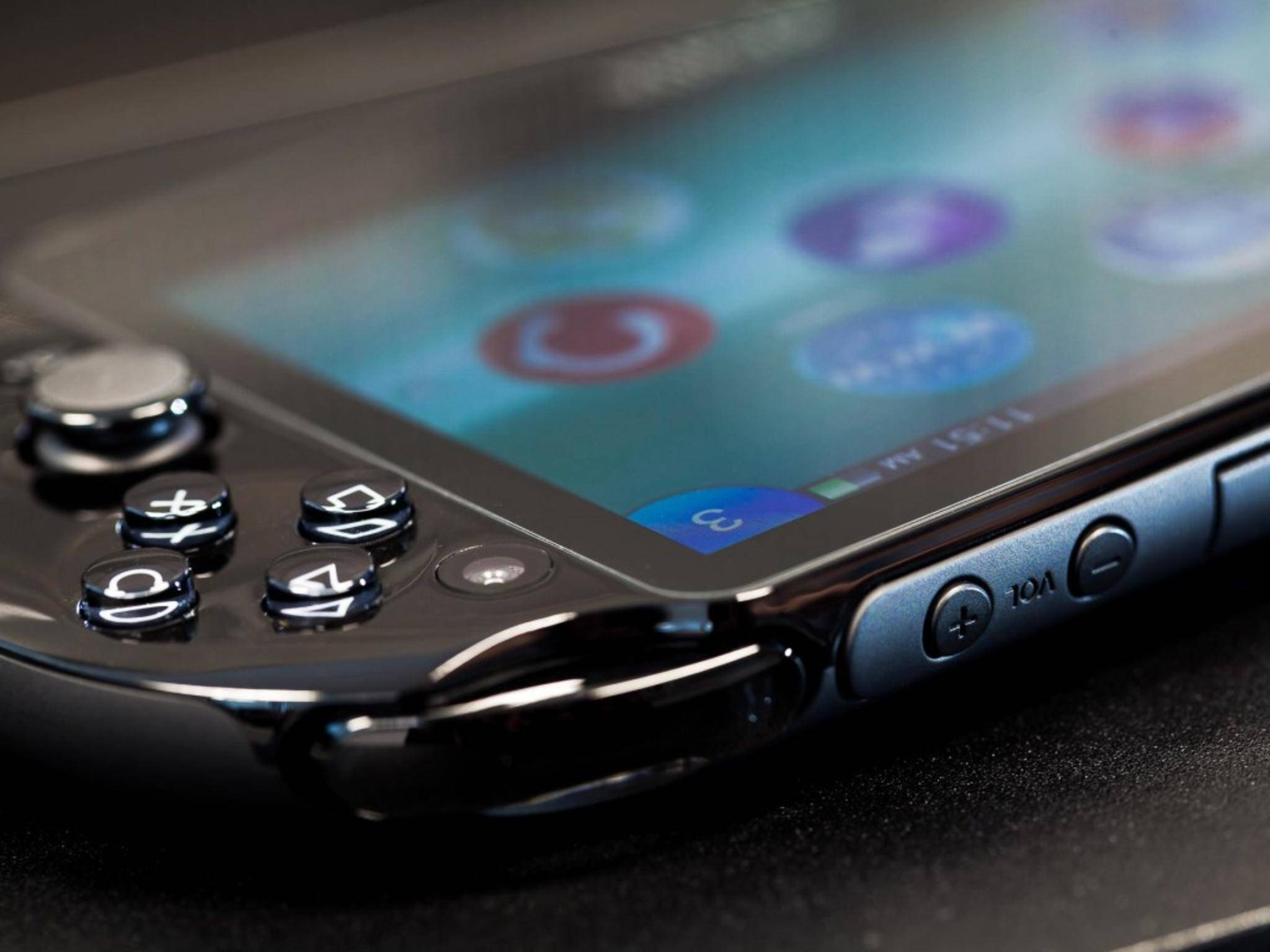 Die PS Vita lässt sich einfach mit der PlayStation 4 koppeln.