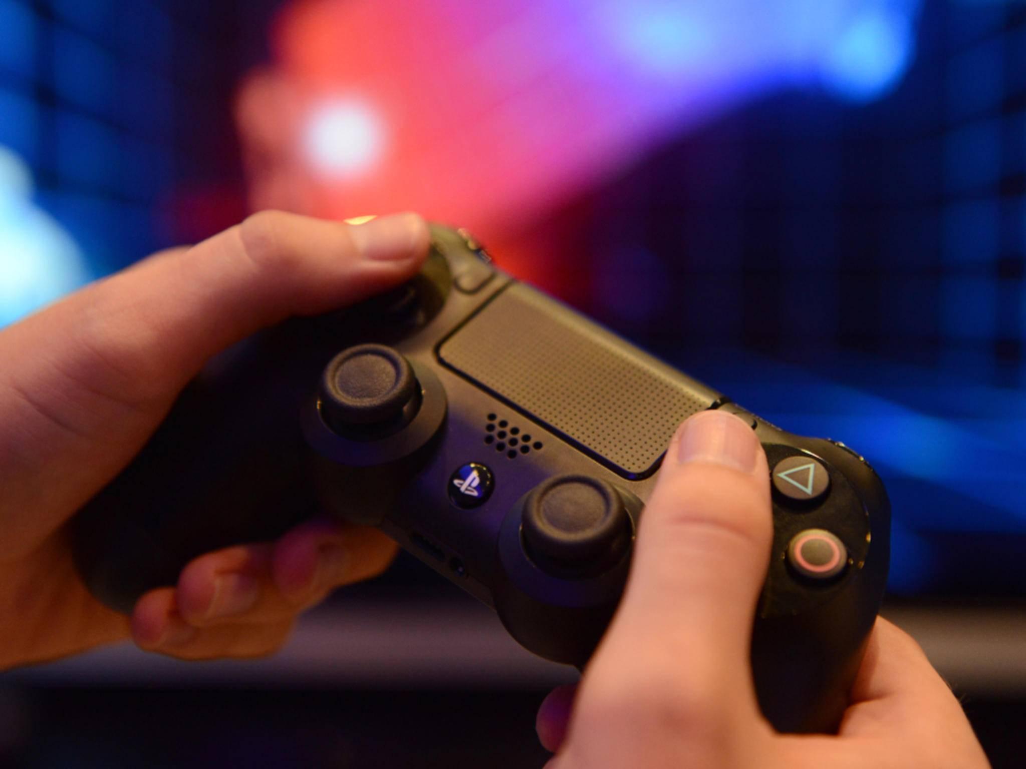 Die PS4 bekommt am Mittwoch ein neues Software-Update.