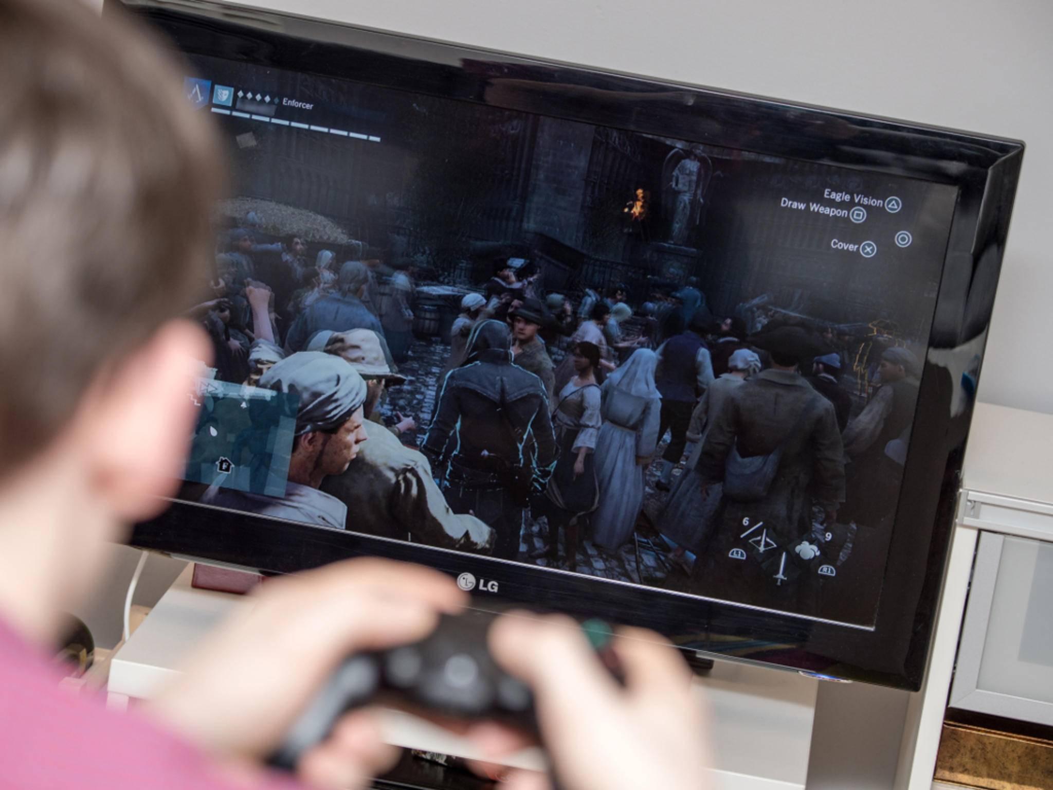 Mit unseren Tipps sind Bildprobleme bei der PlayStation schnell behoben.