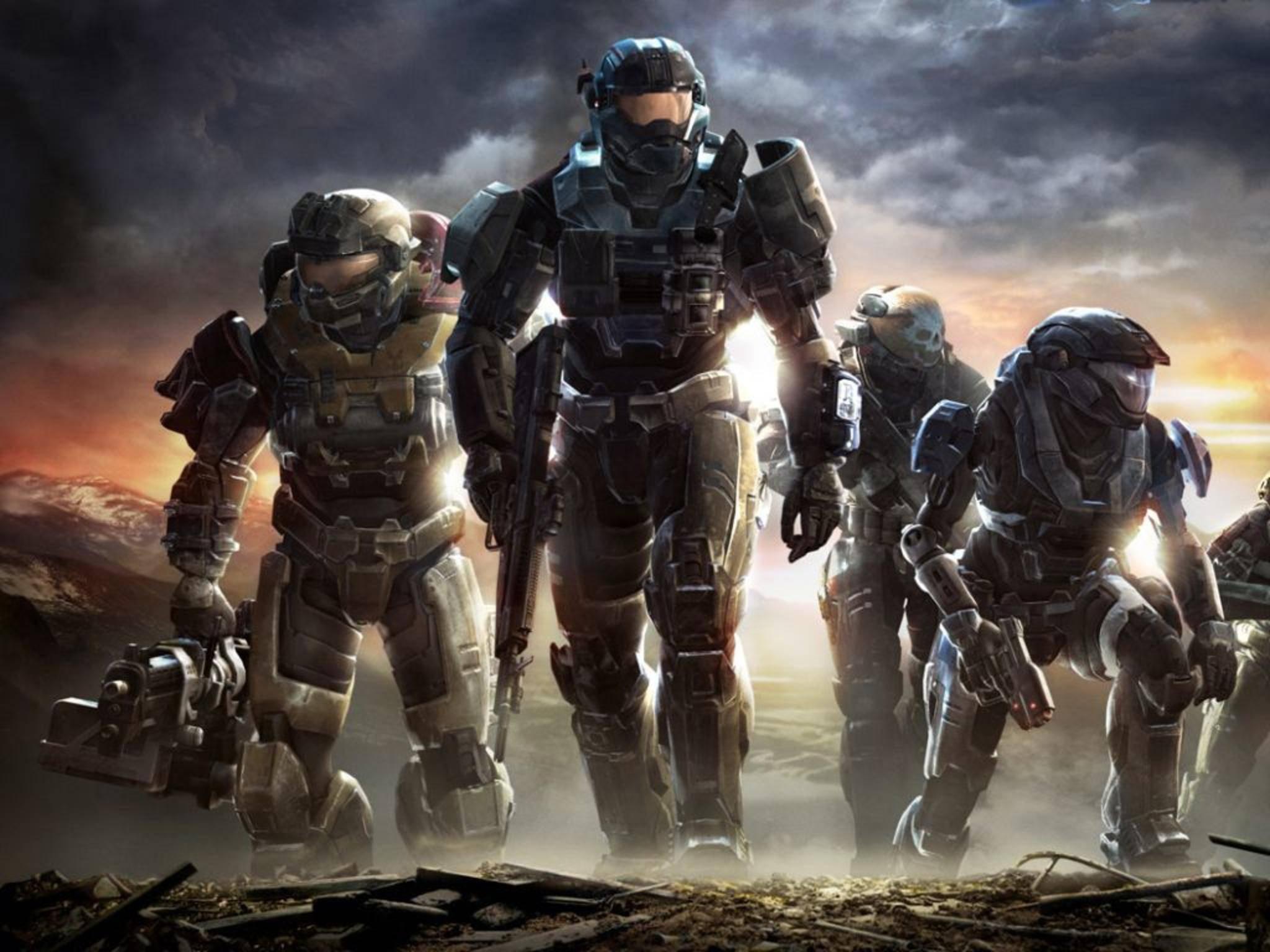 """""""Halo"""" steht bei Xbox-Zockern immer hoch im Kurs."""