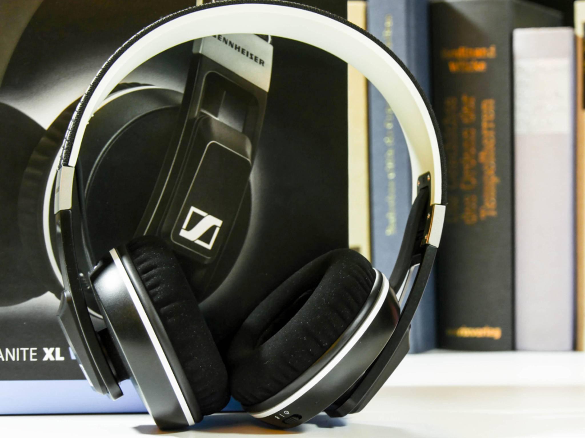 Der Sennheiser Urbanite XL Wireless ist ein Over-Ear-Kopfhörer.