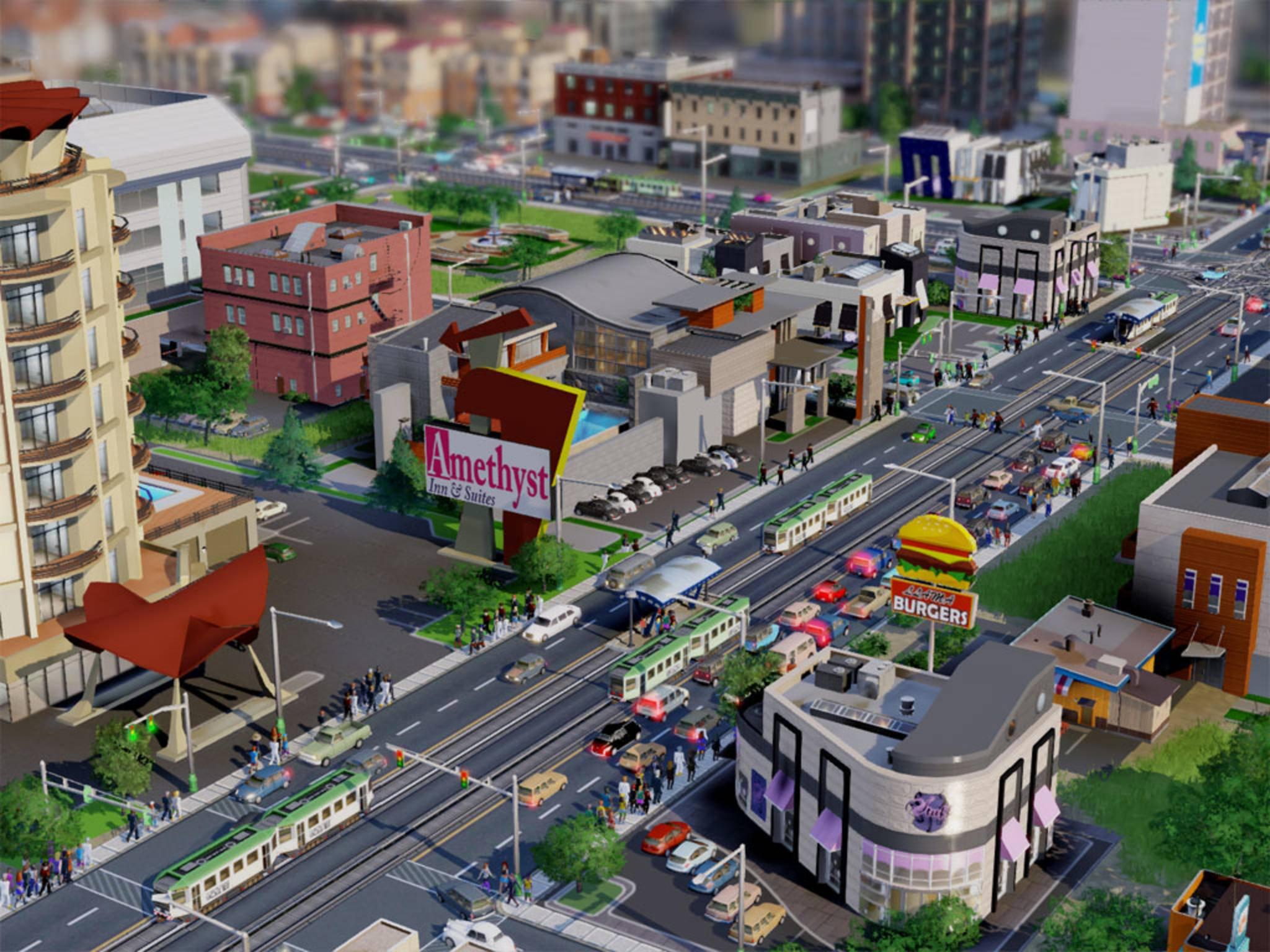 Das nächste SimCity wird nicht mehr von Maxis Emeryville kommen.