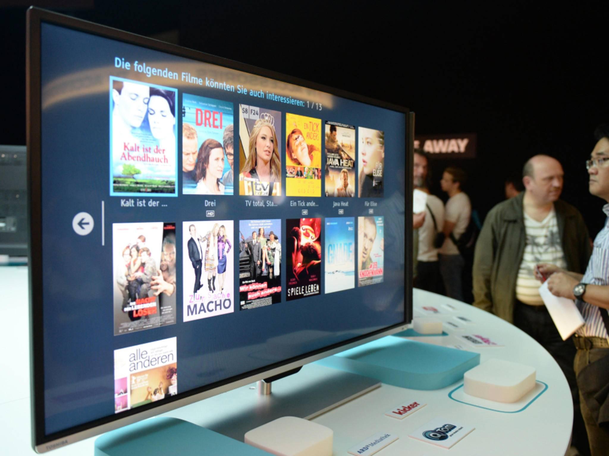 Viele Smart TVs nehmen es mit dem Datenschutz nicht so genau.