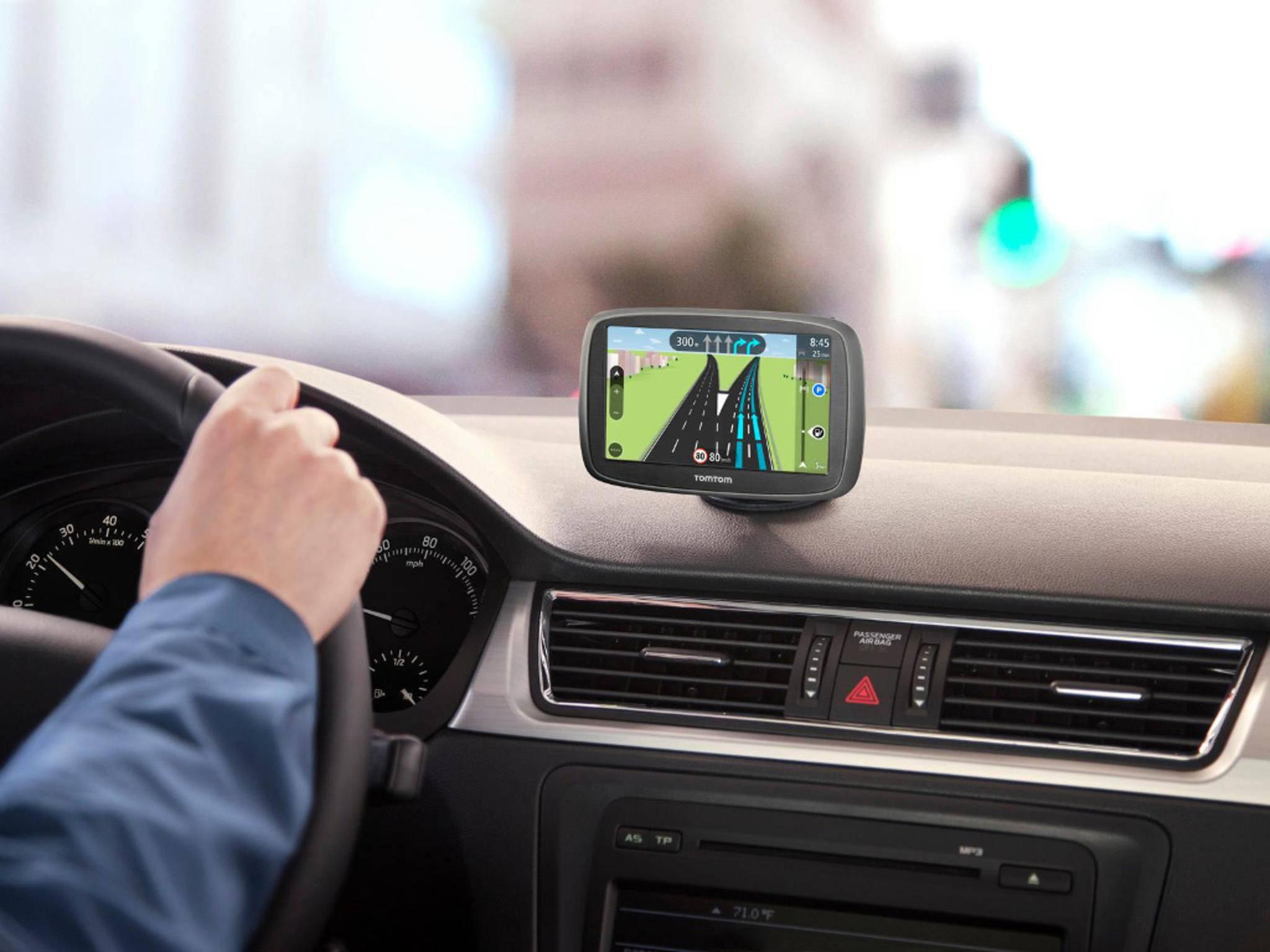TomTom Go Mobile: Kostenlose Navi-App für Android