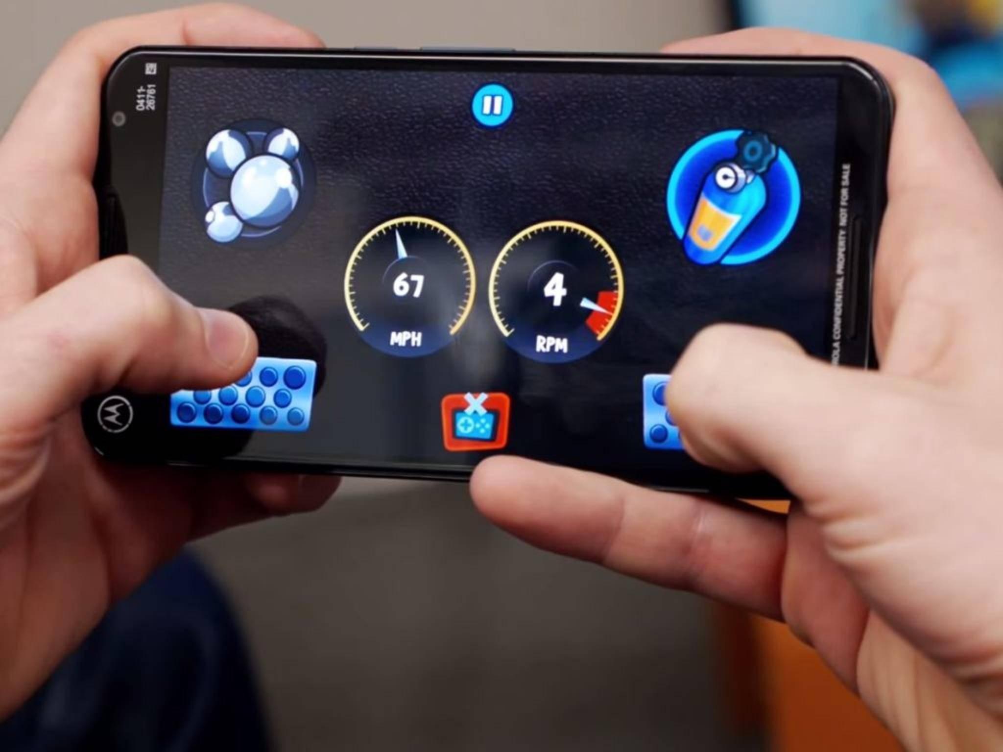 Gamer werden künftig mit regulären Android-Smartphones Gas geben können.