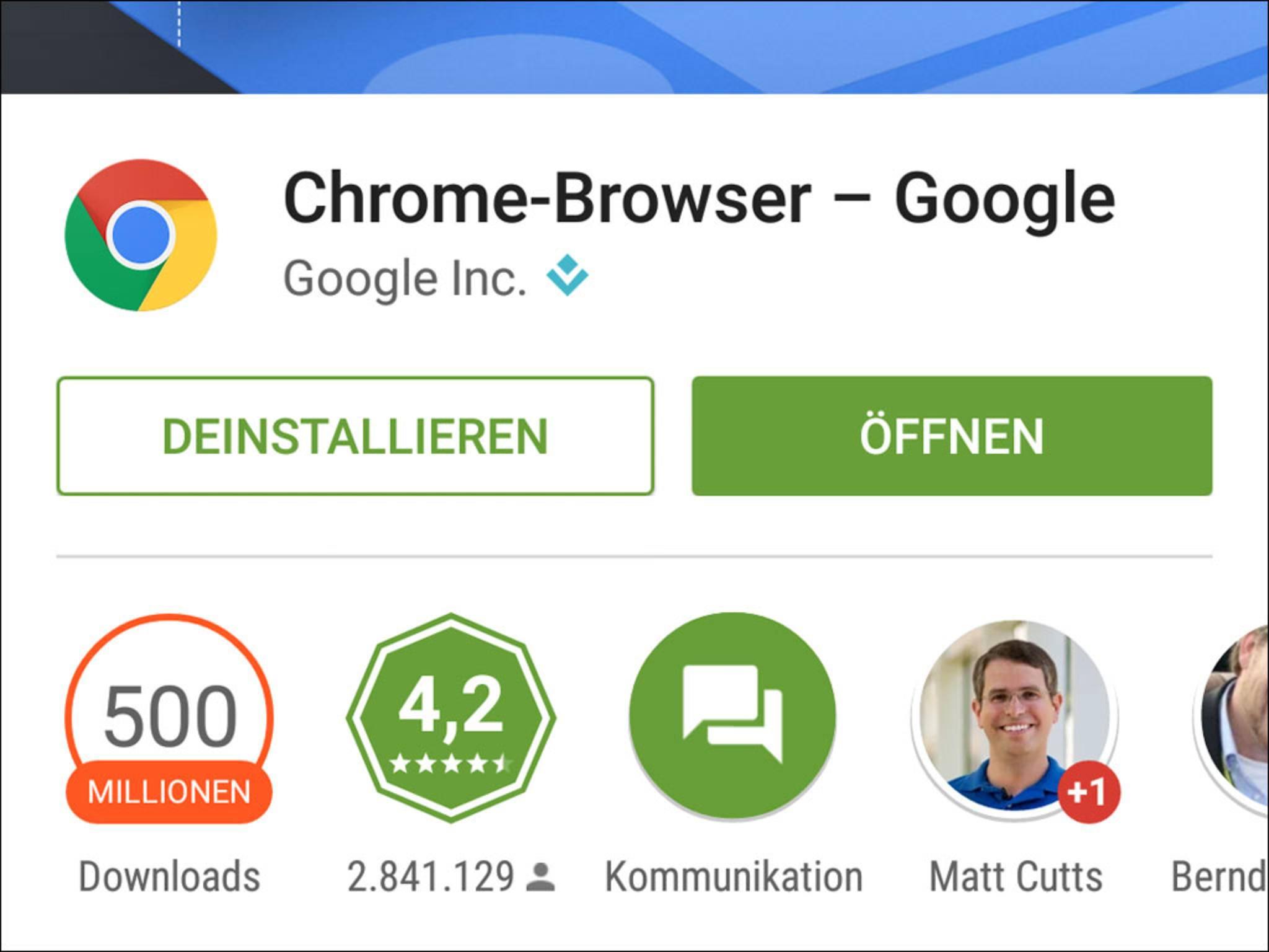 Der Chrome-Browser blockerit künftig Flash-Werbung.