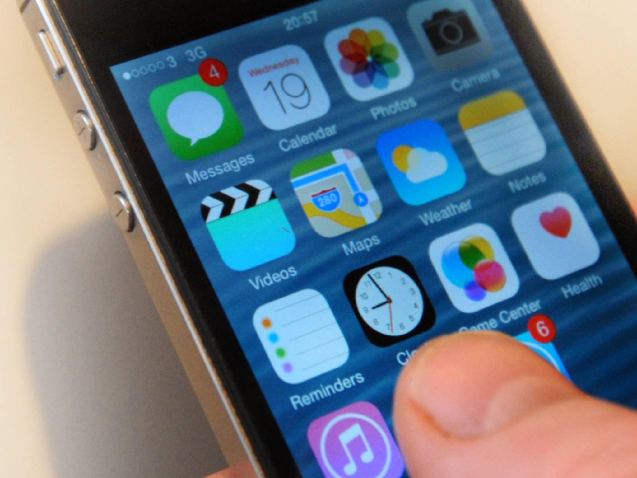 System-Apps lassen sich womöglich bald verstecken.