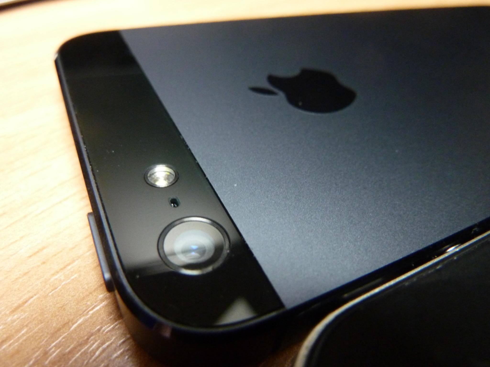 Apple tauscht defekte Standby-Tasten beim iPhone 5 weiterhin aus.