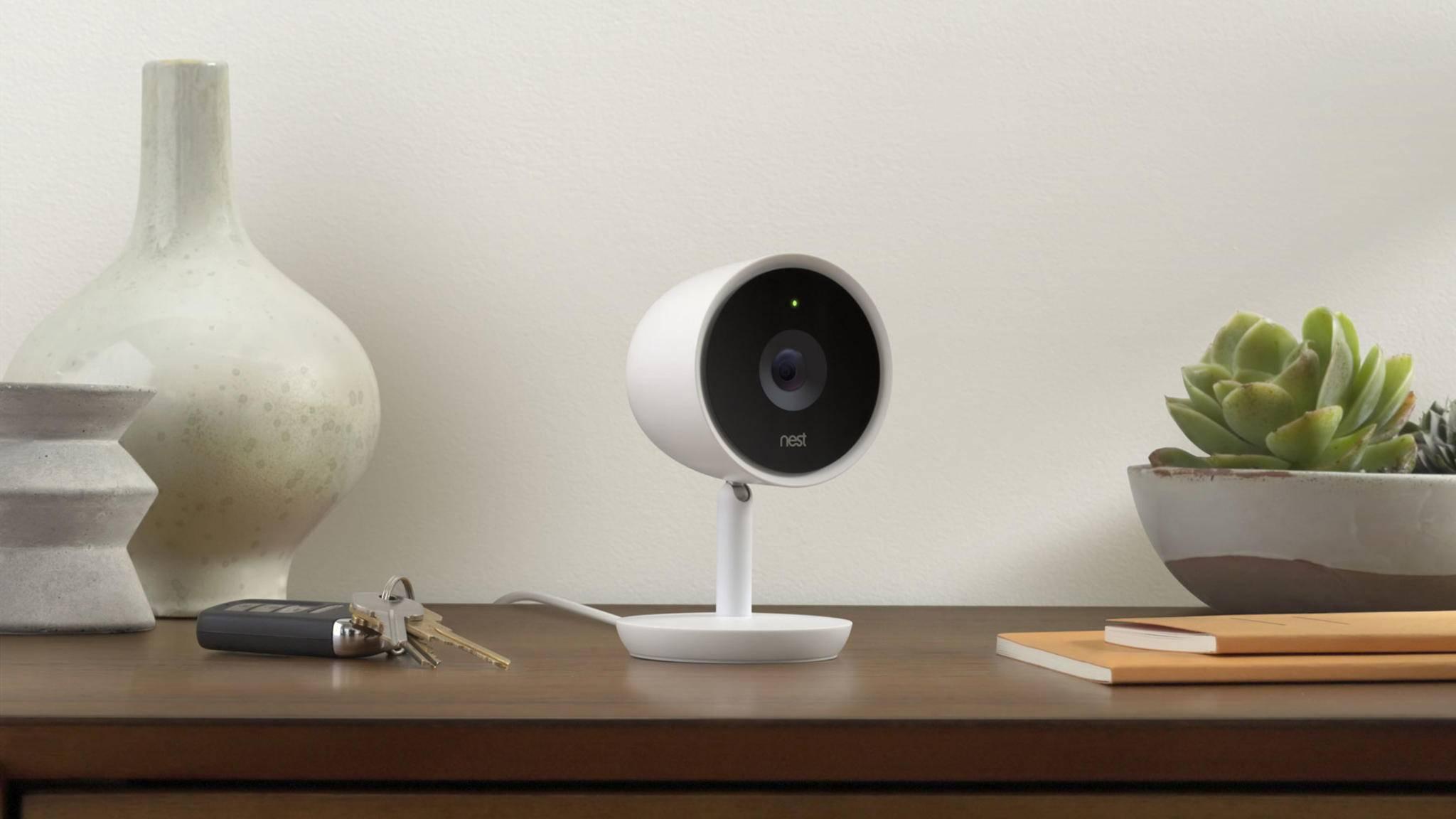 Mit IP-Kameras lassen sich etwa Bewegungen erkennen.