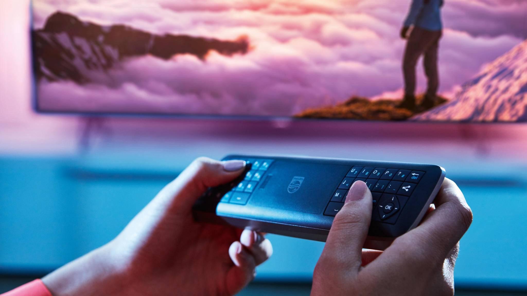App Tastatur Co 6 Alternativen Zur Smart Tv Fernbedienung