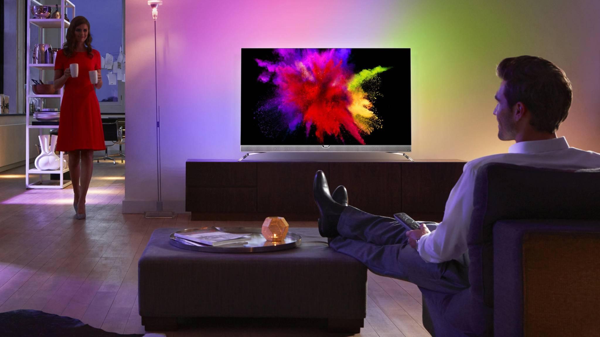 HDMI kann mittlerweile auch kabellos eingerichtet werden.