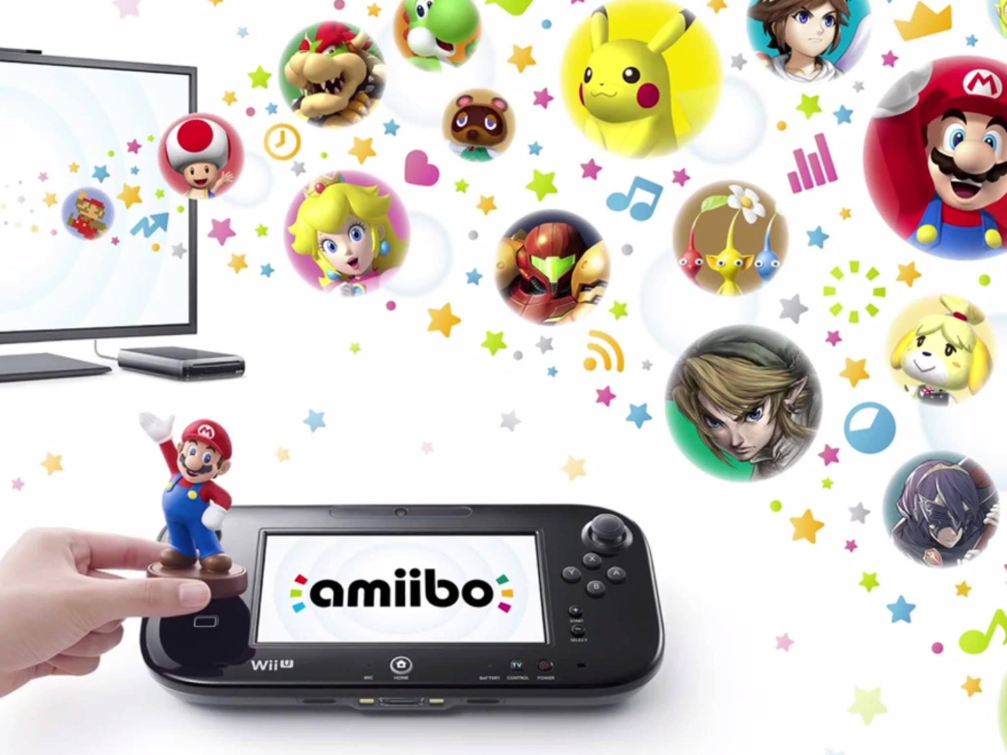 Nintendo erweitert seine Amiibo-Palette.