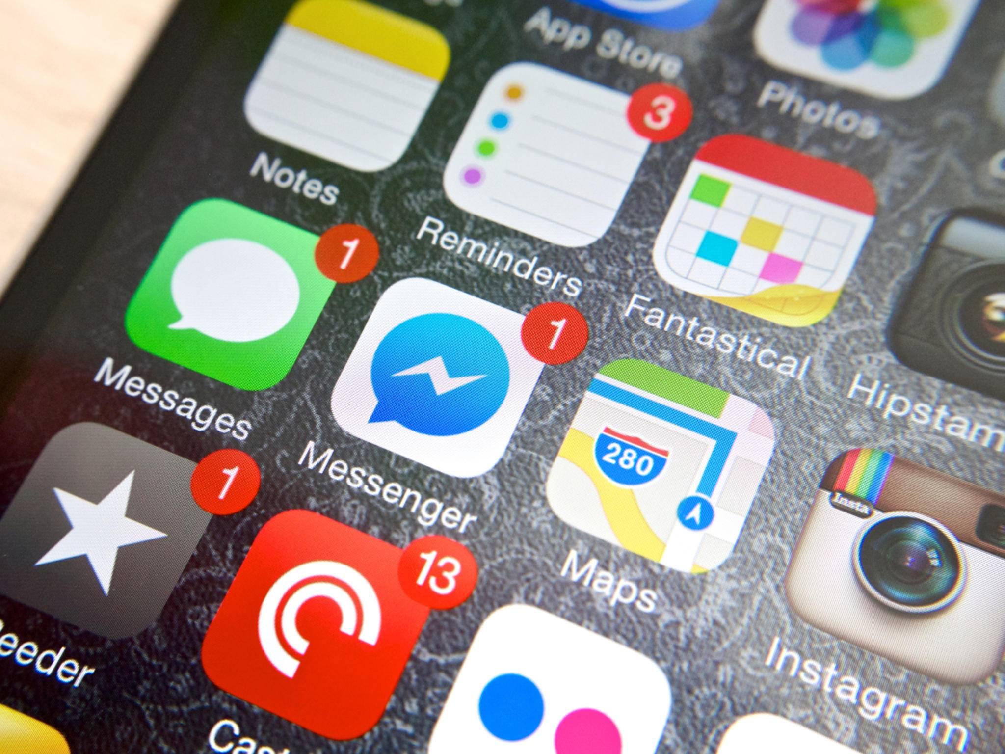 Apps müssen auf dem iPhone nicht manuell geschlossen werden.
