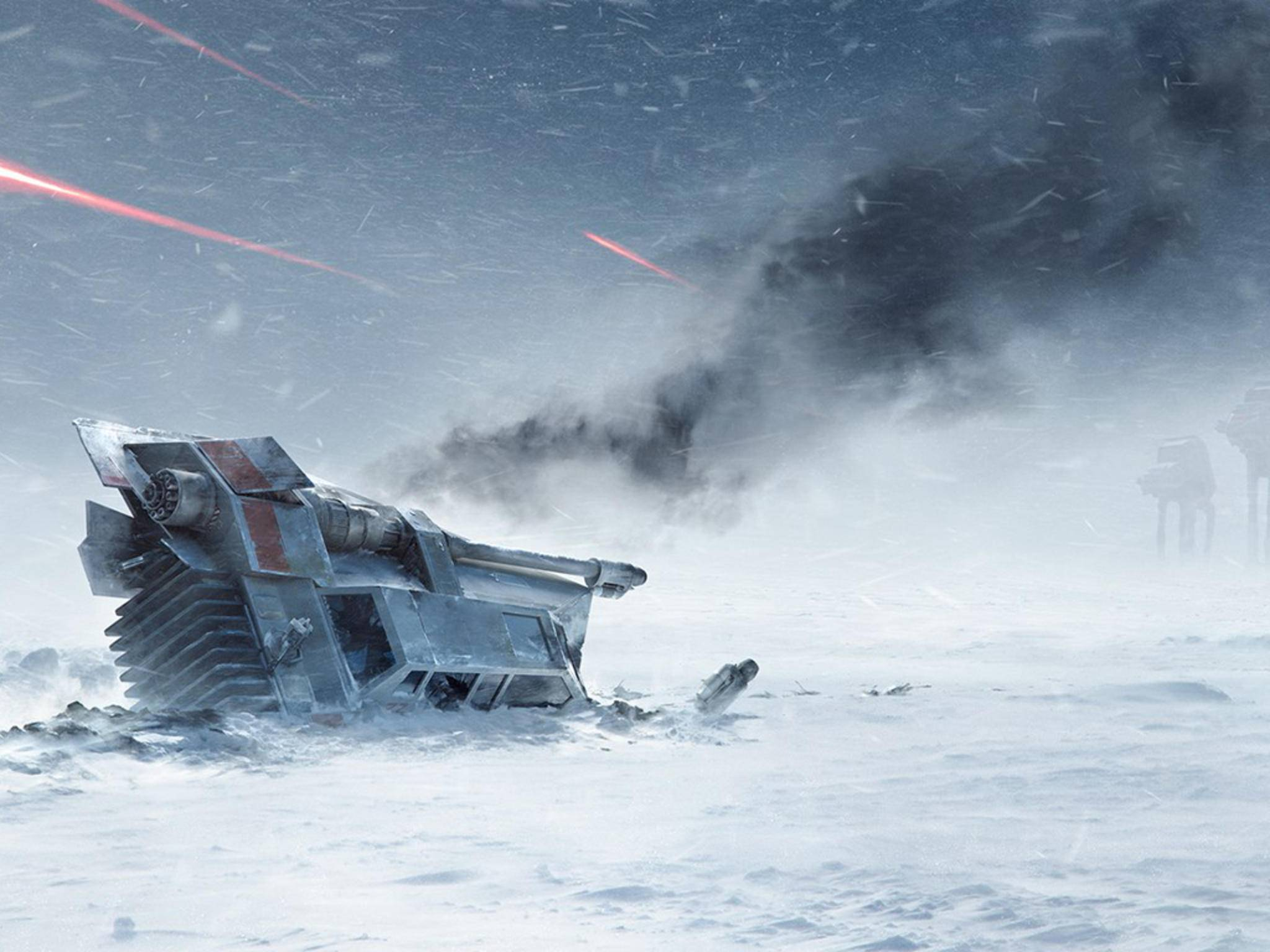 Star Wars Battlefront wird auf der E3 sicher präsentiert werden.