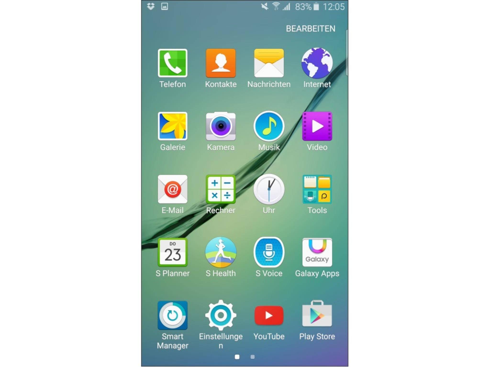 Galaxy S6 Screenshot 10