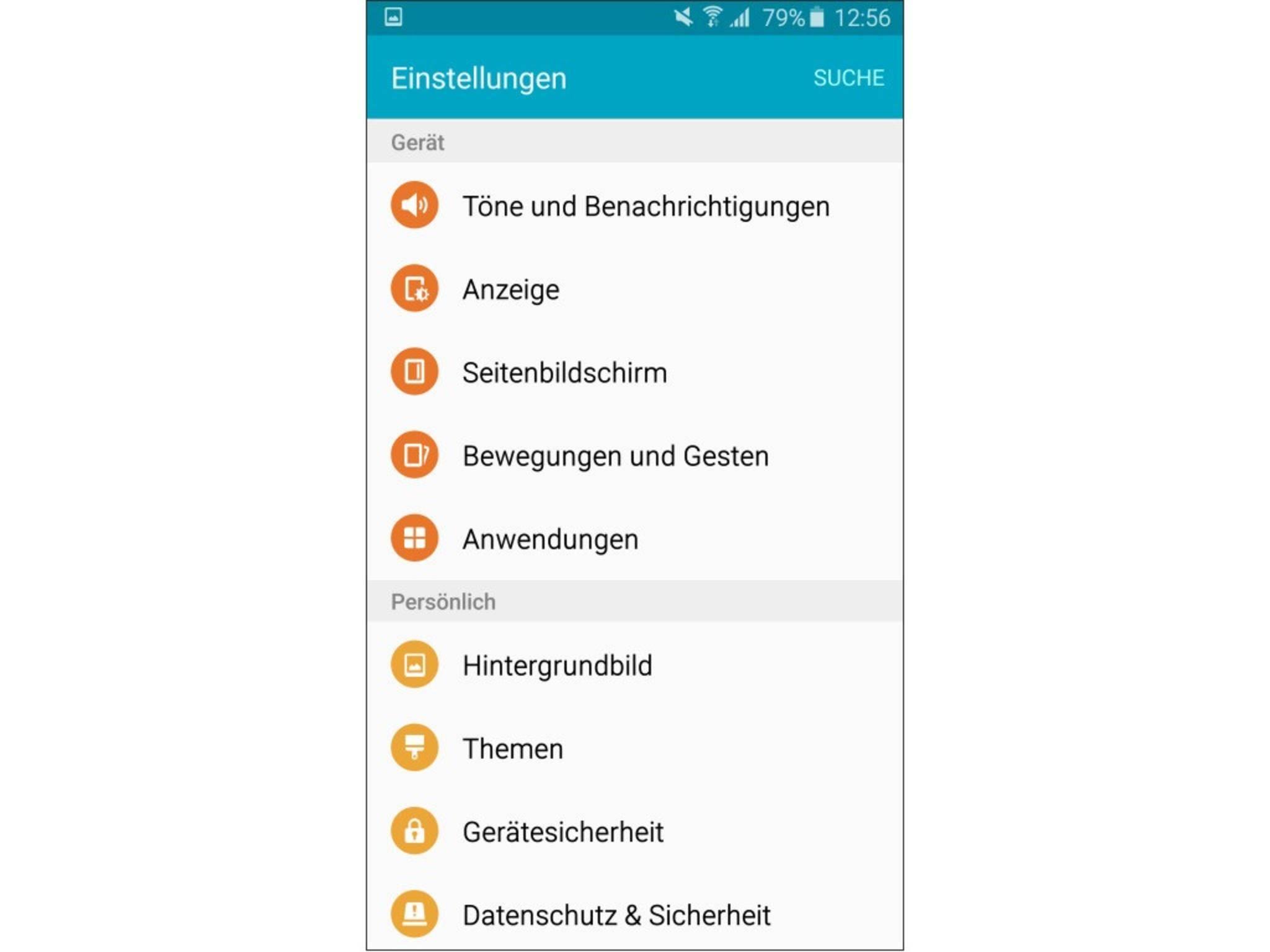 Galaxy S6 Screenshot 14
