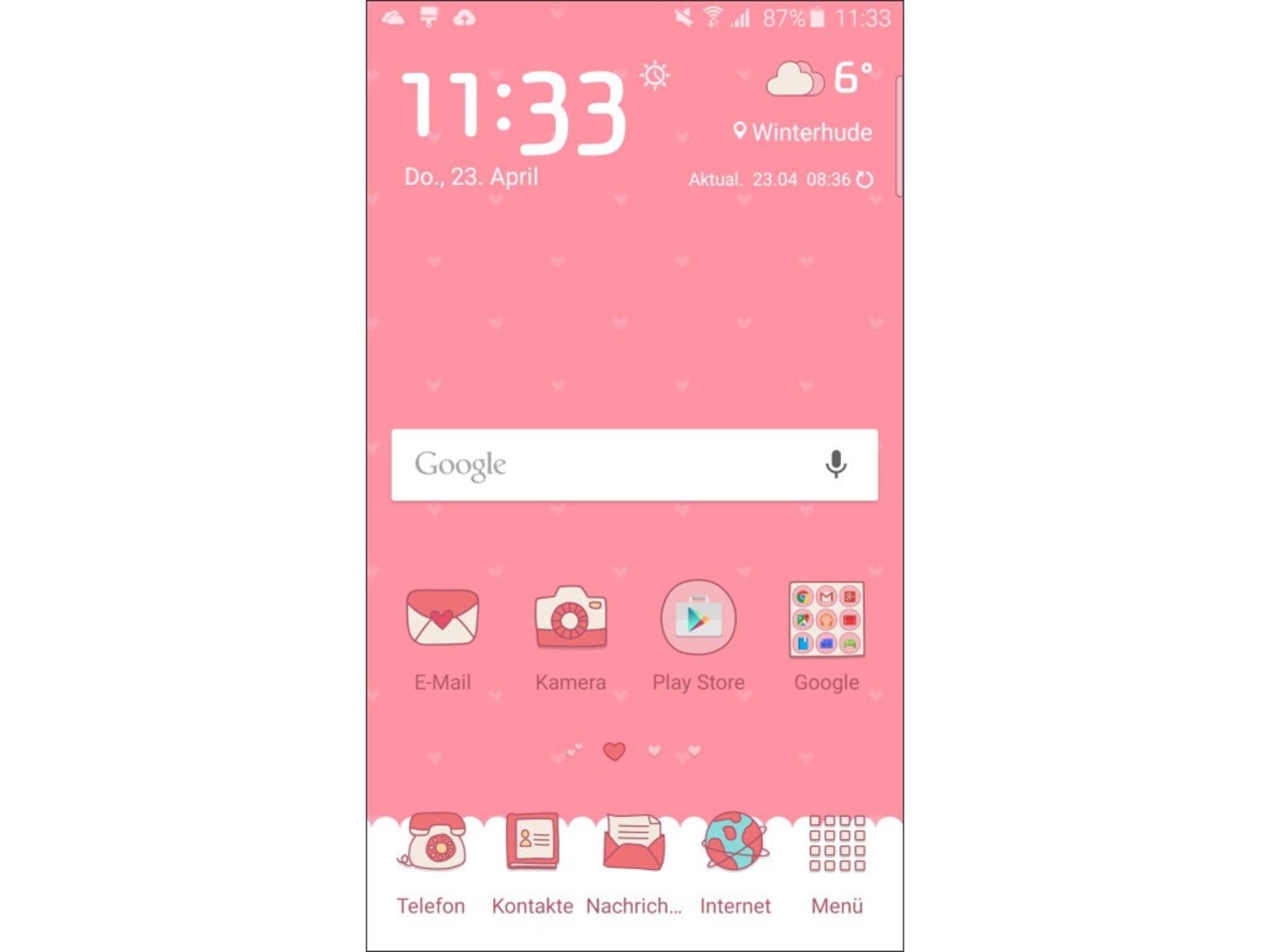 Galaxy S6 Screenshot 2