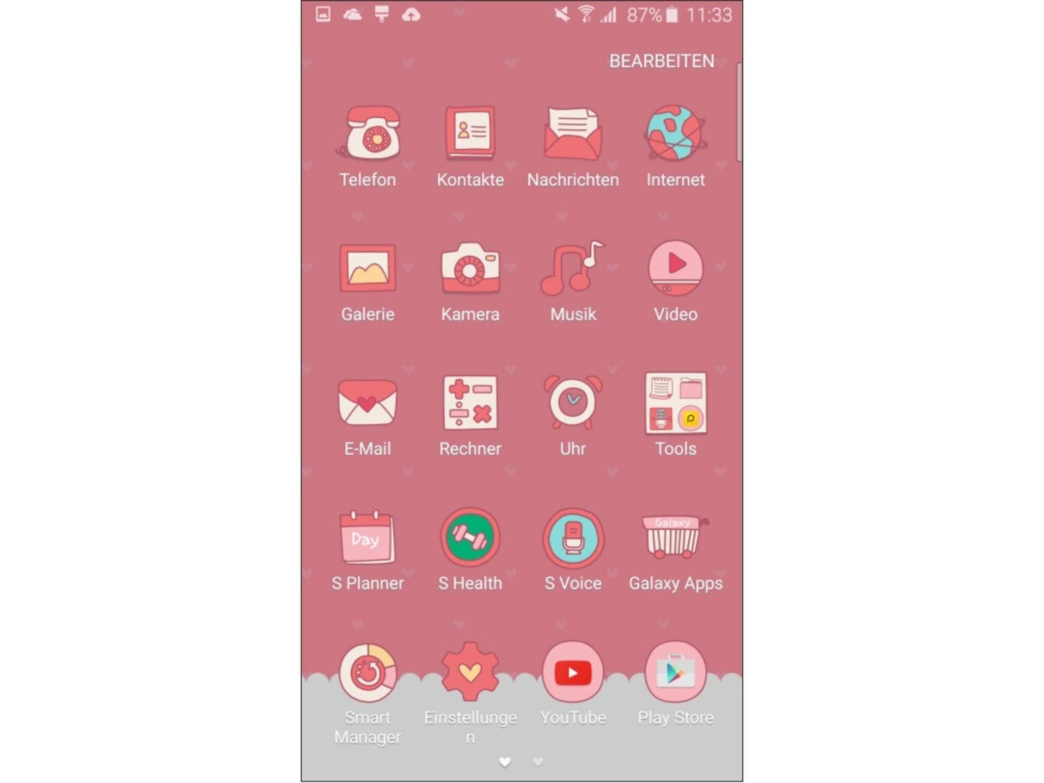 Galaxy S6 Screenshot 3