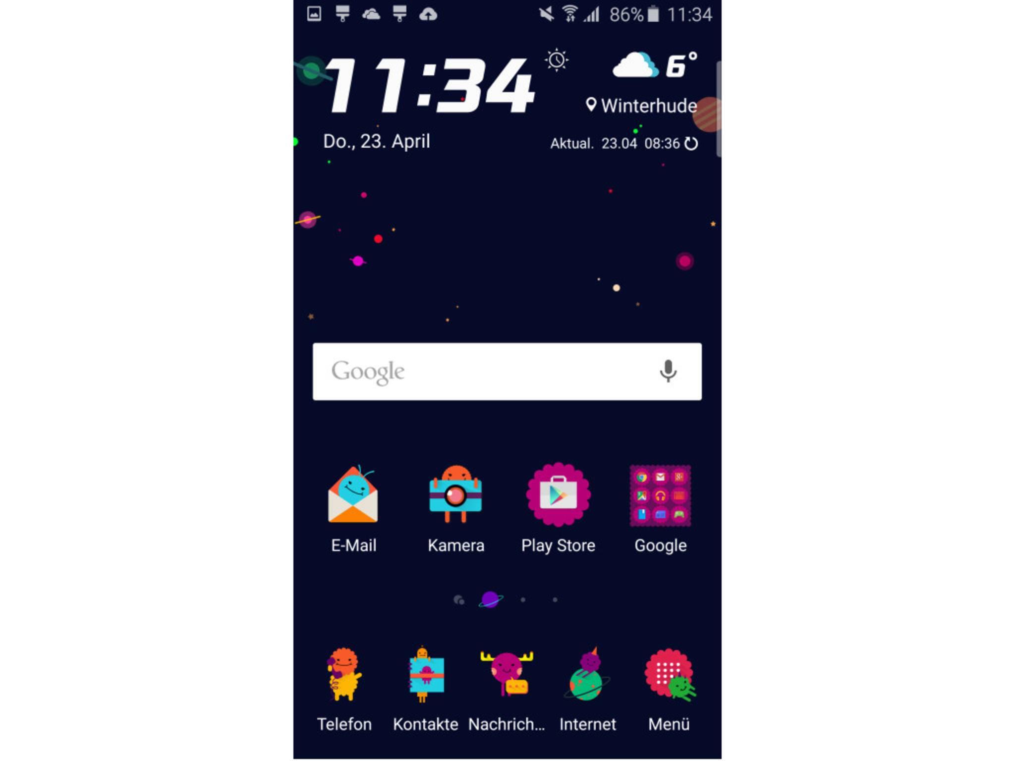 Galaxy S6 Screenshot 4
