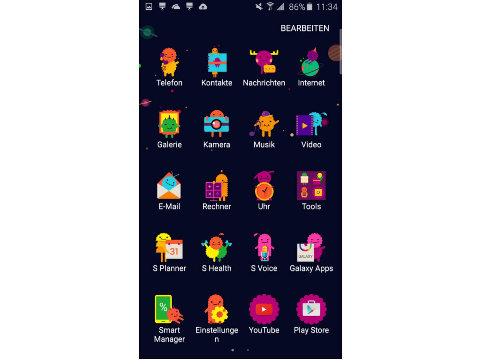 Galaxy S6 Screenshot 5