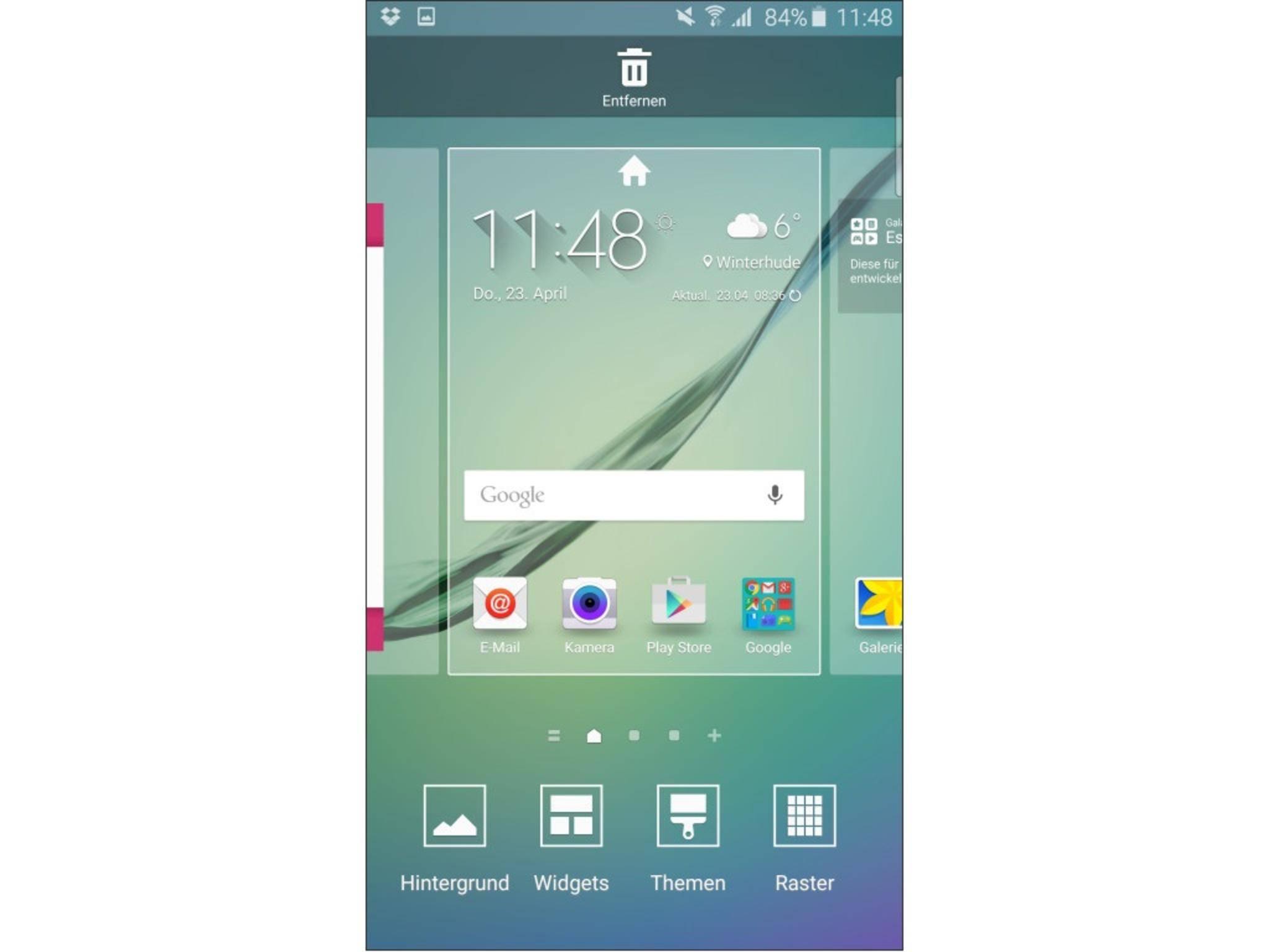 Galaxy S6 Screenshot 8