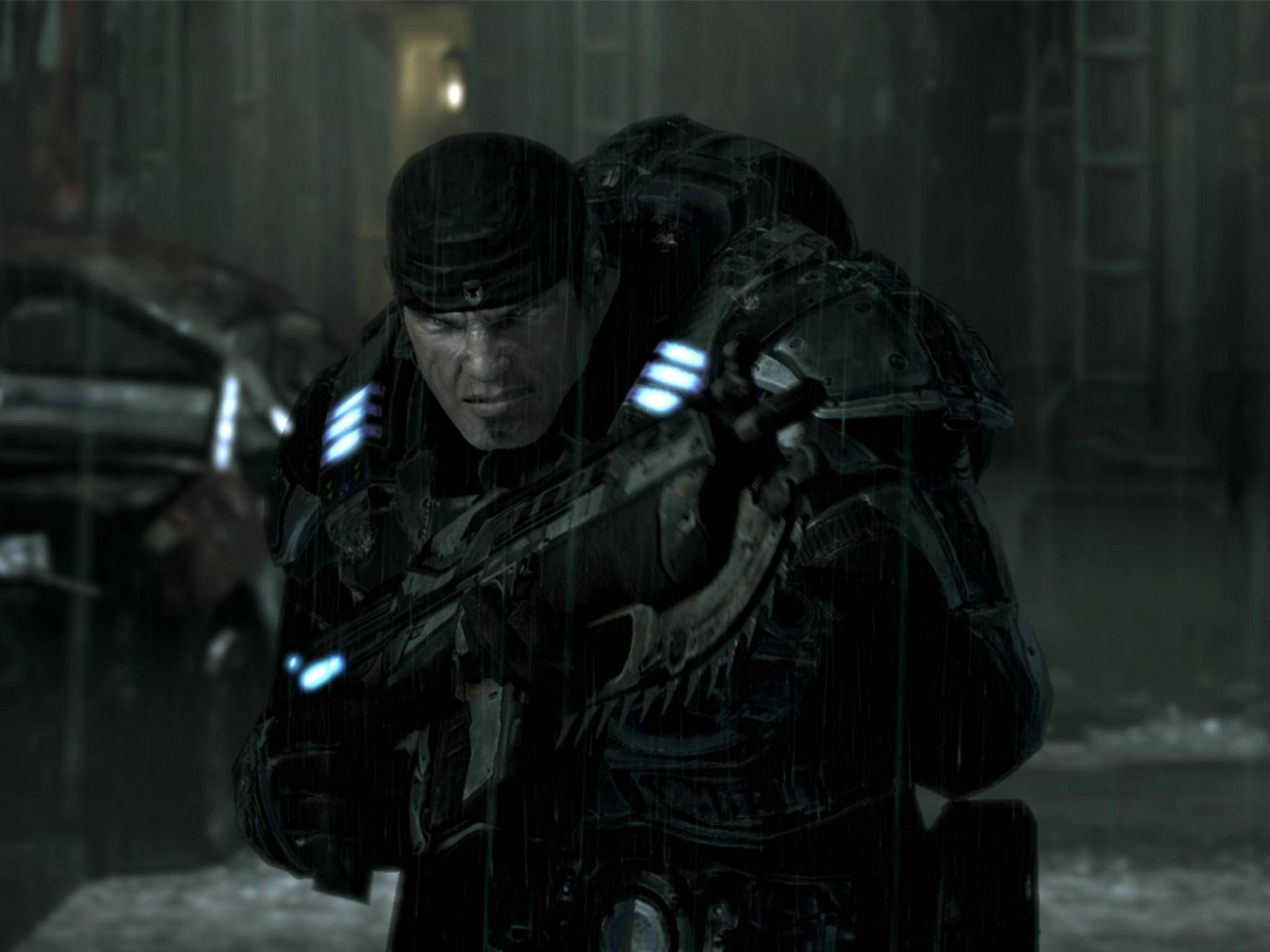 """Möglicherweise kommt """"Gears of War"""" auch auf die Xbox One."""