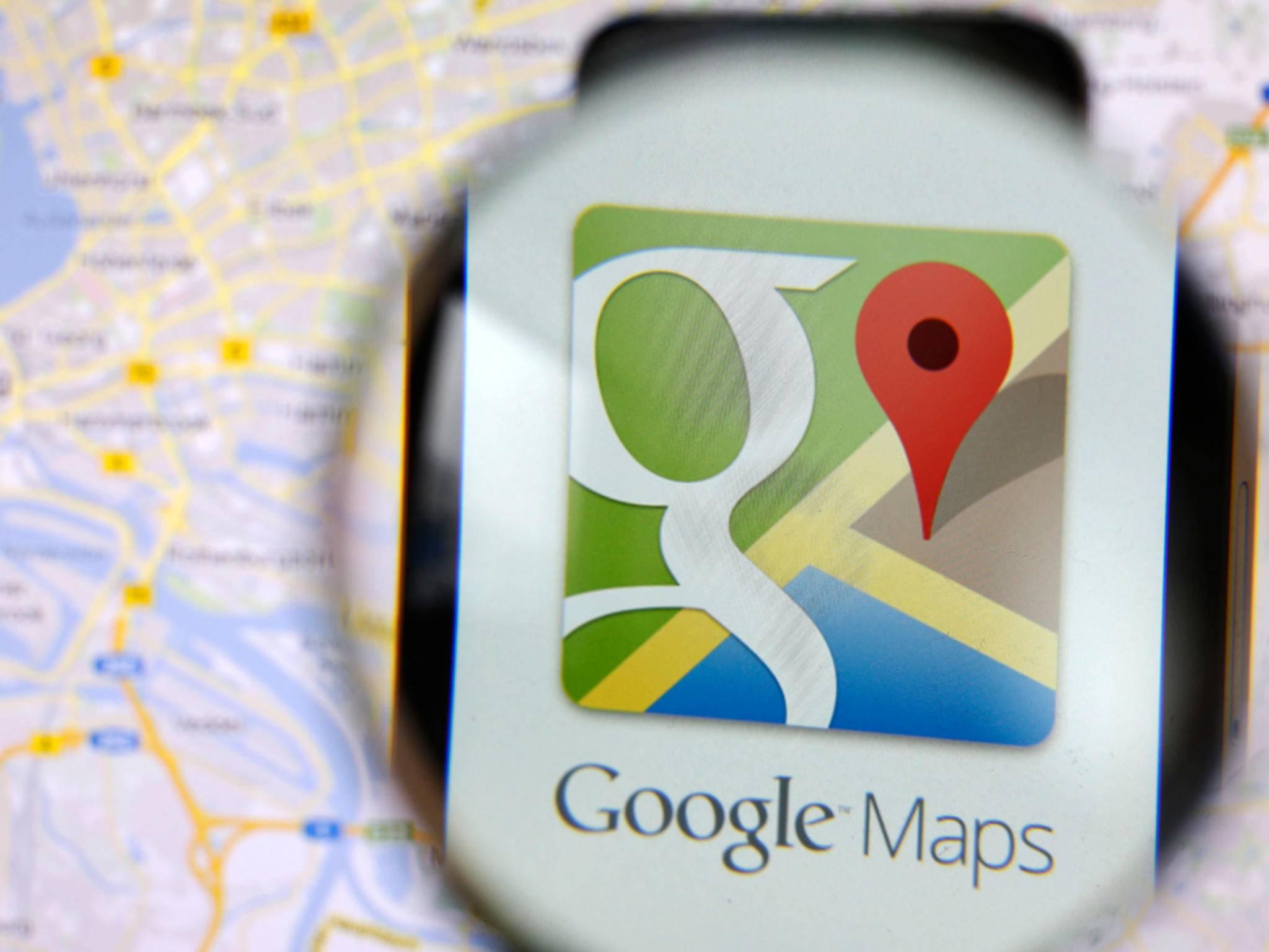 Google Maps soll Reiseziele in Zukunft eigenständig erkennen können.