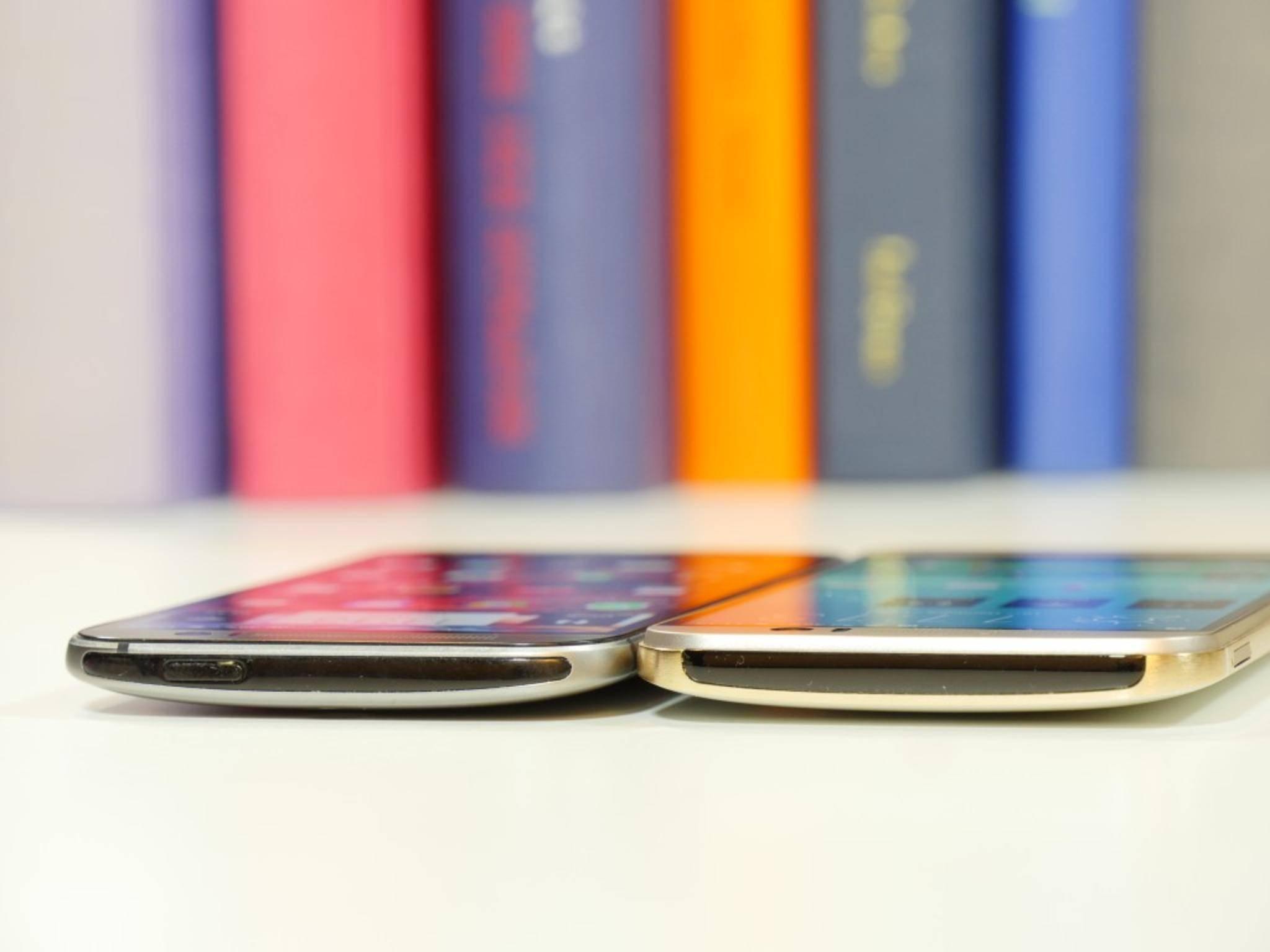 HTC One M8 und One M9 11