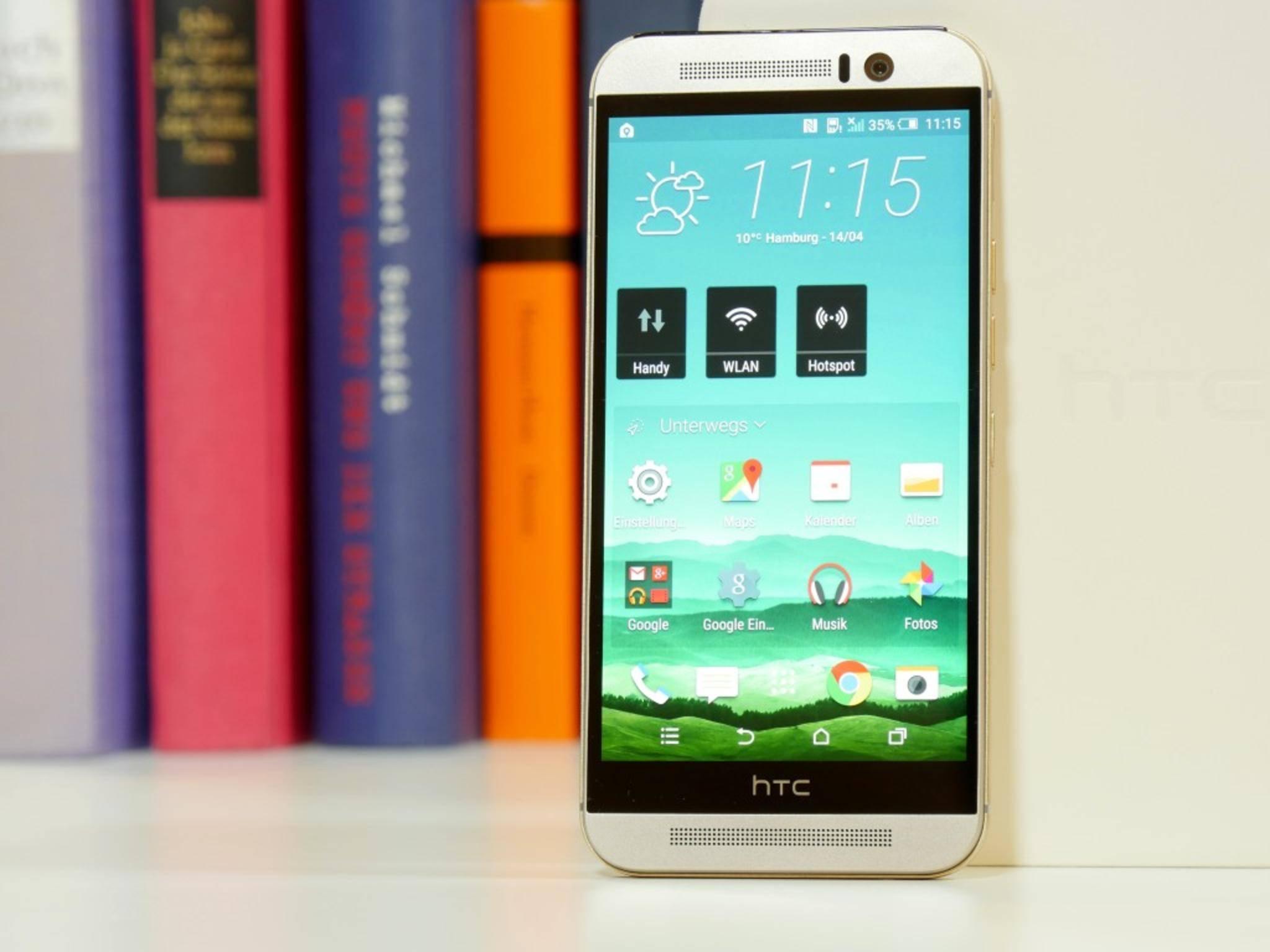 Wird es eine Mini-Version des HTC One M9 geben?