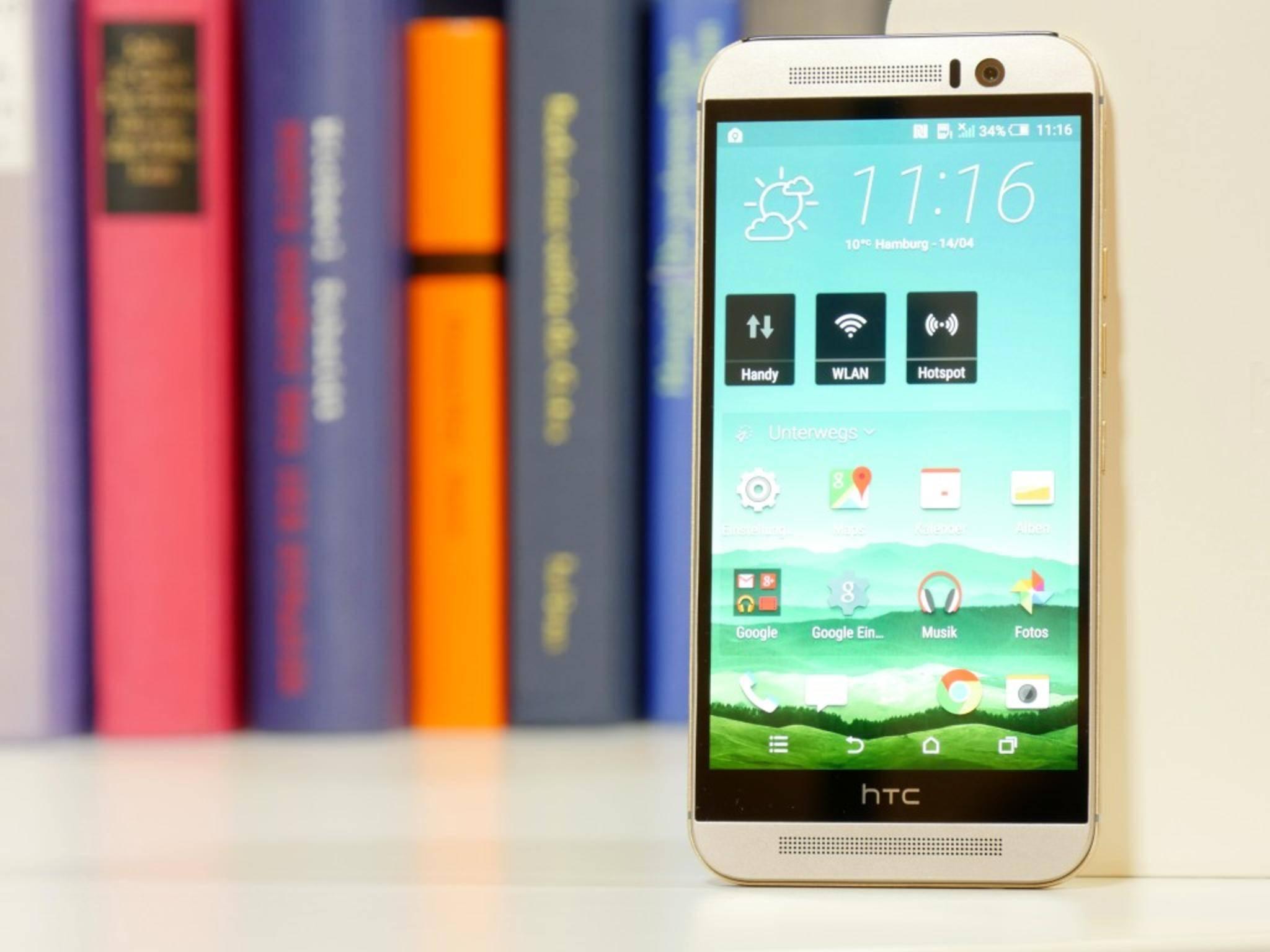 Das HTC One M9 könnte mit dem One M9e einen weiteren Ableger erhalten.