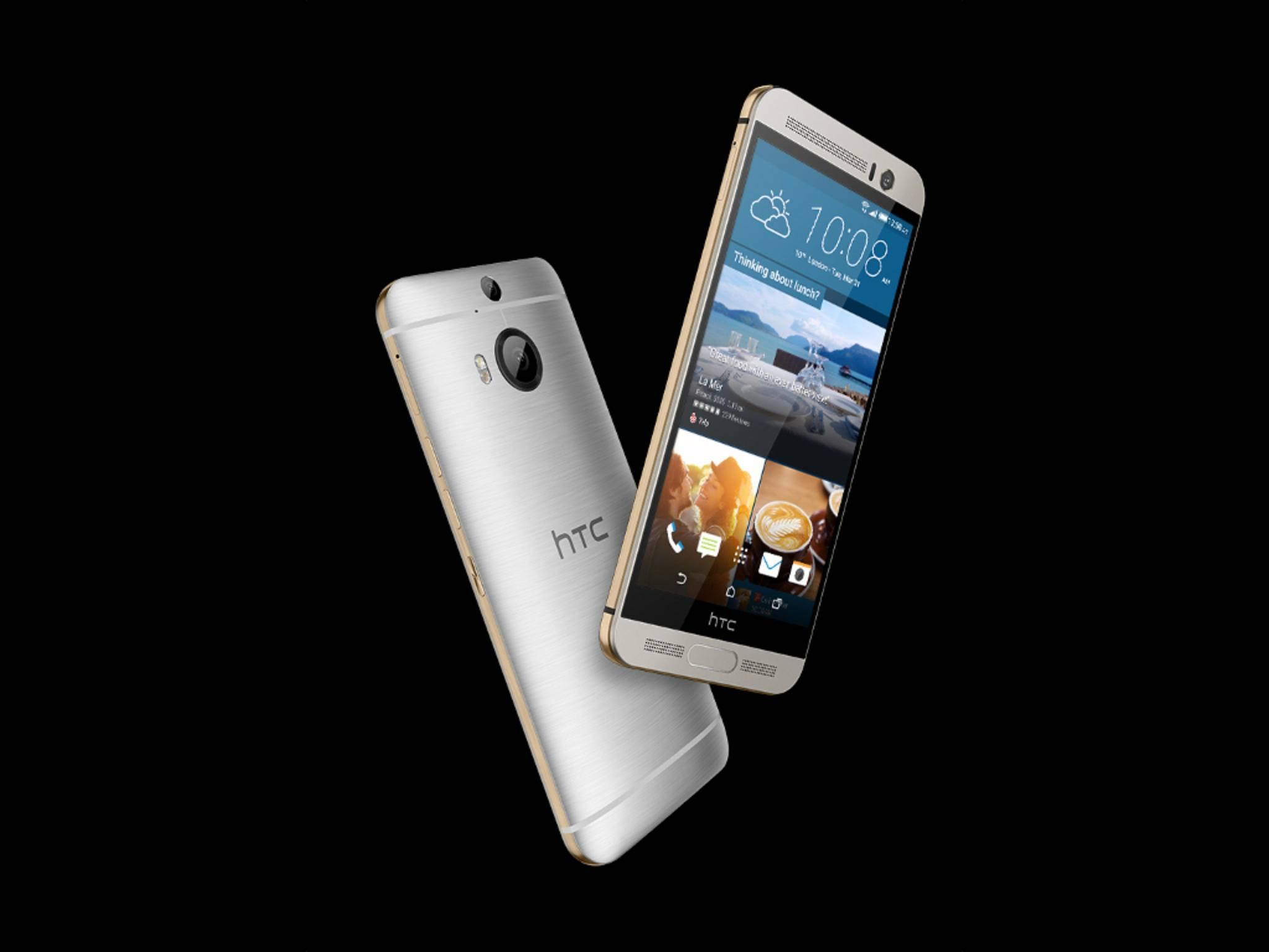 HTC hat das One M9 Plus offiziell angekündigt.