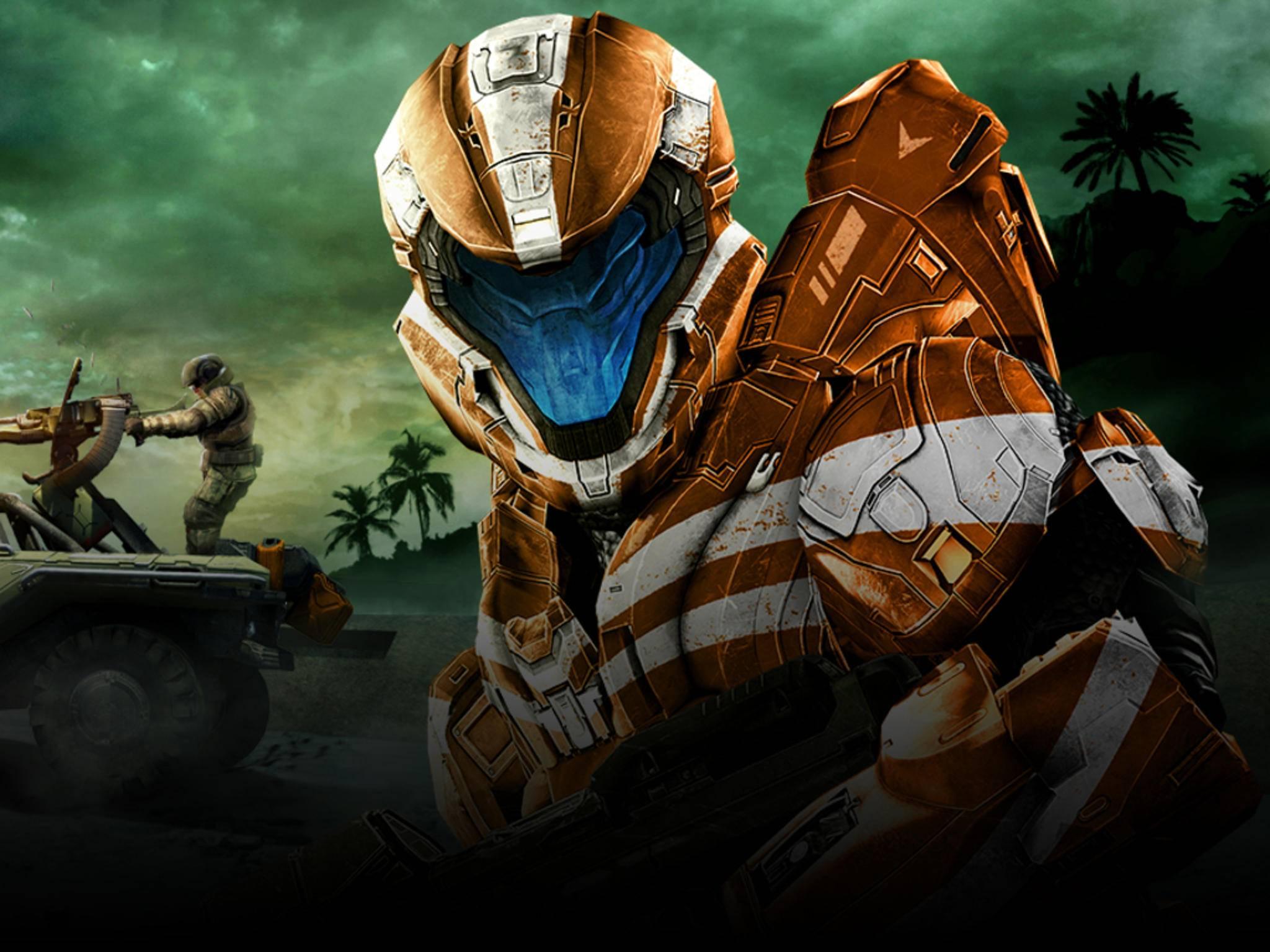 """""""Halo"""" kommt mit """"Spartan Strike"""" erstmals auf iOS-Geräte."""