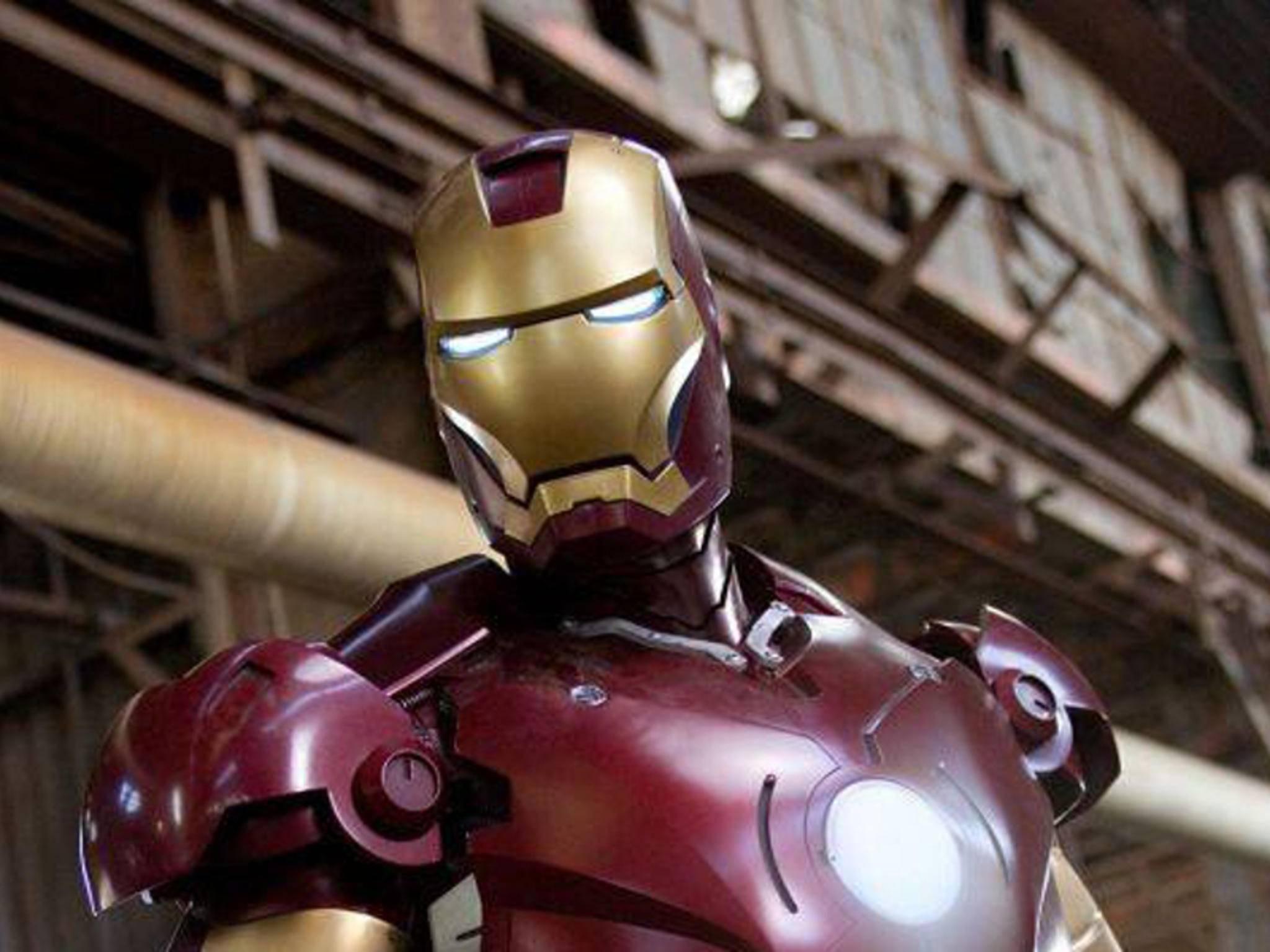 """Siri basiert auf einem berühmten Vorbild: """"Jarvis"""" aus """"Iron Man""""."""