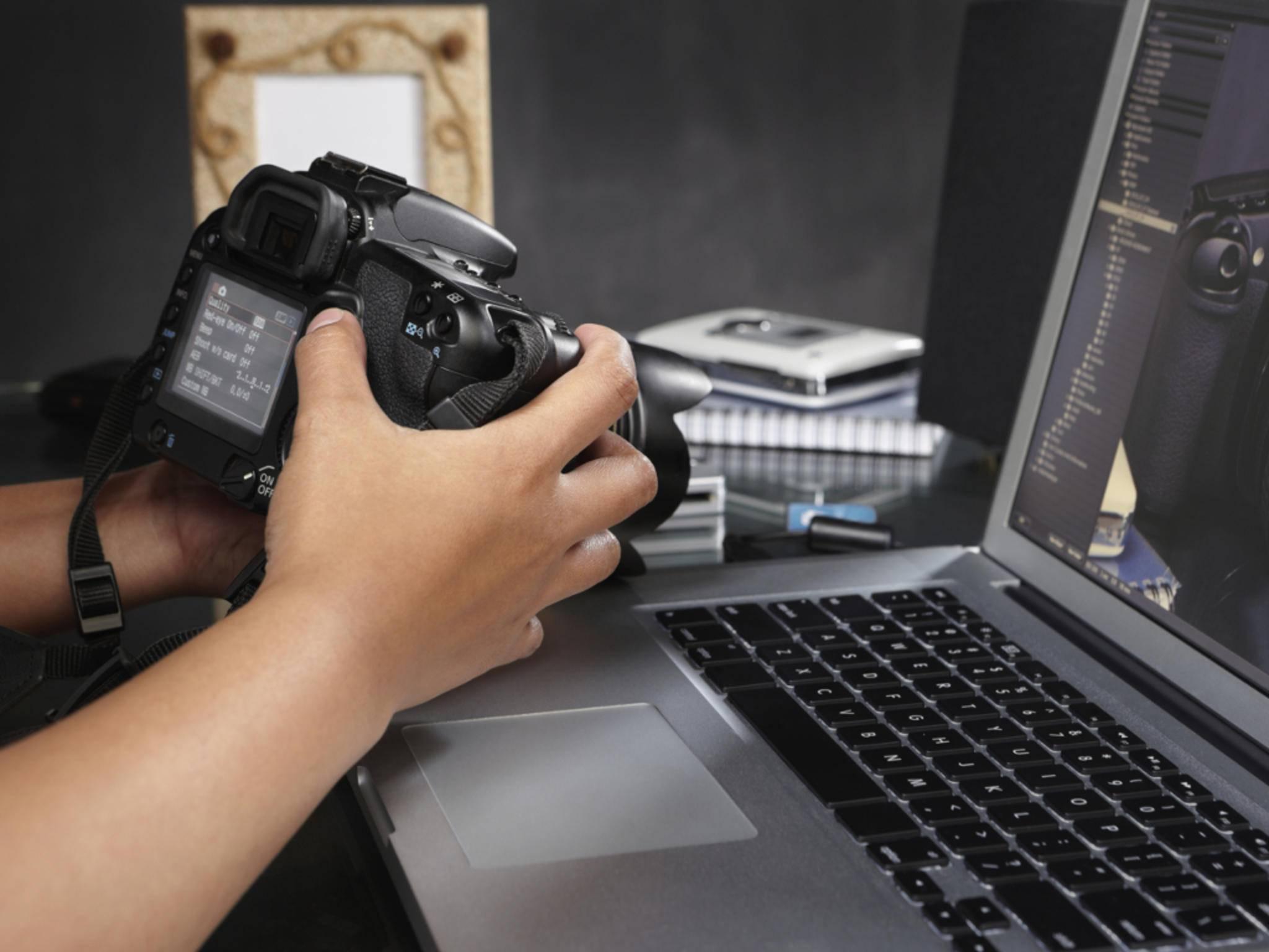 Kamera SD-Karte