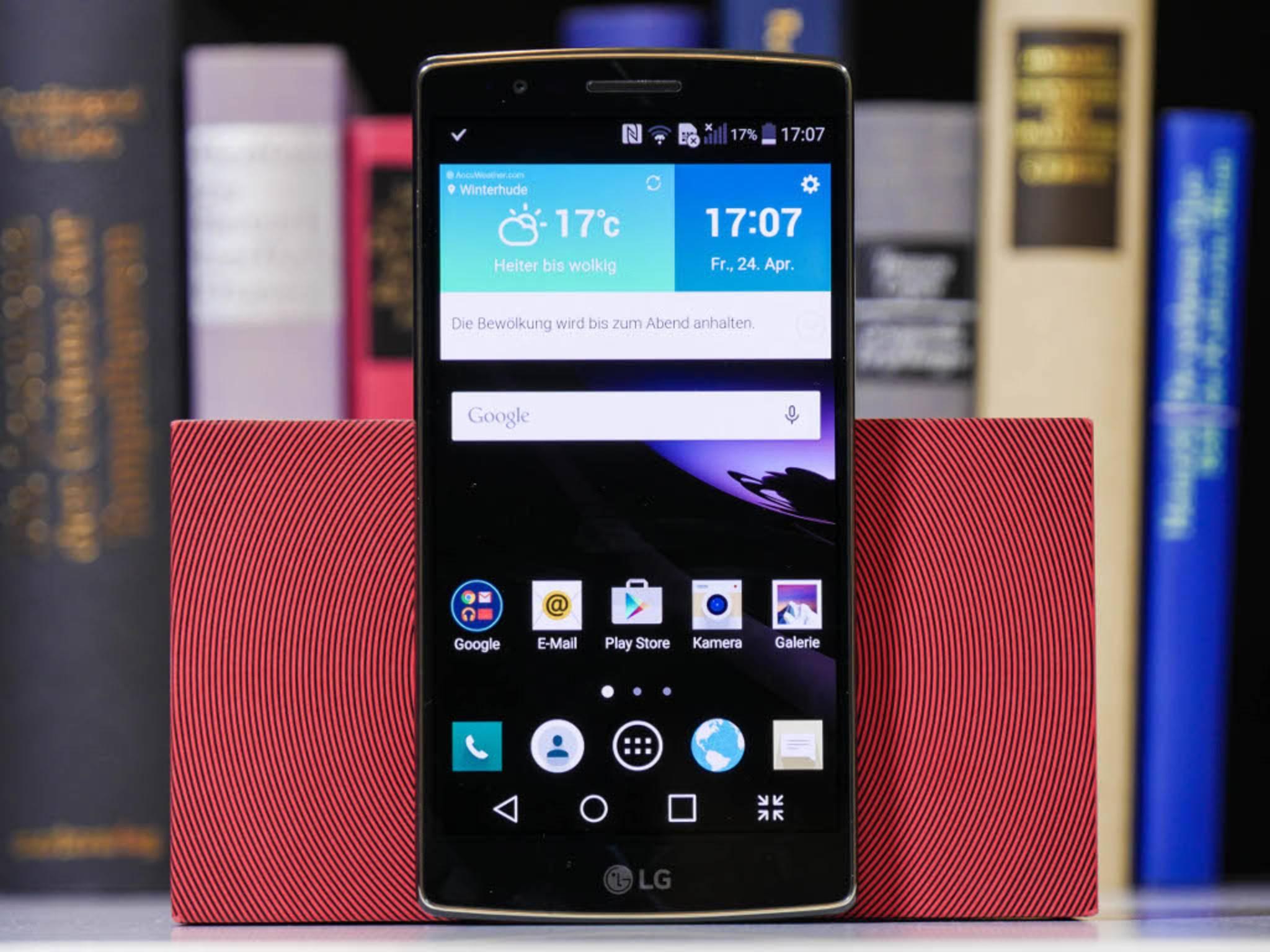 LG G Flex 2 Test 5