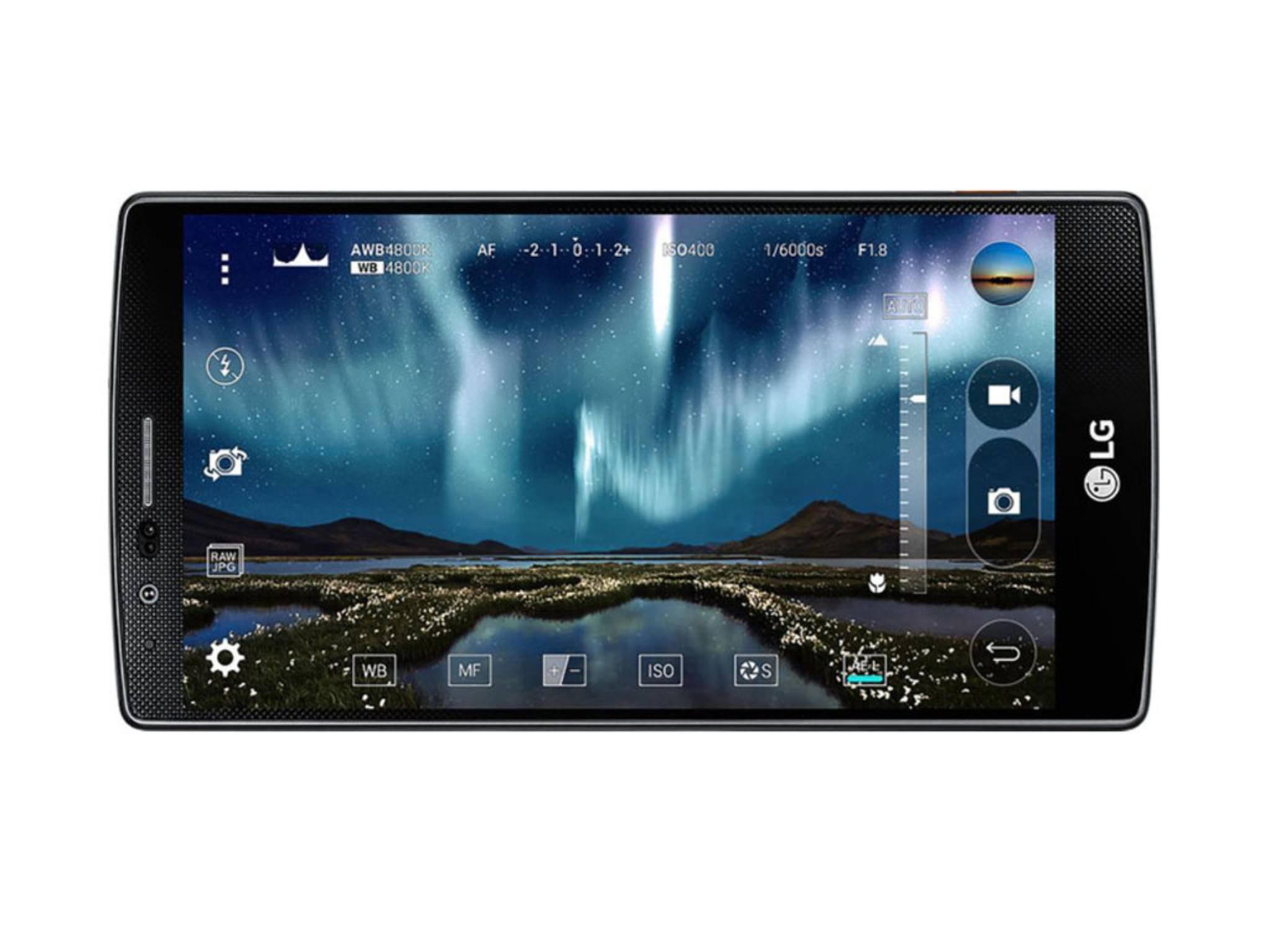Für Multimedia ist das Display hervorragend geeignet..
