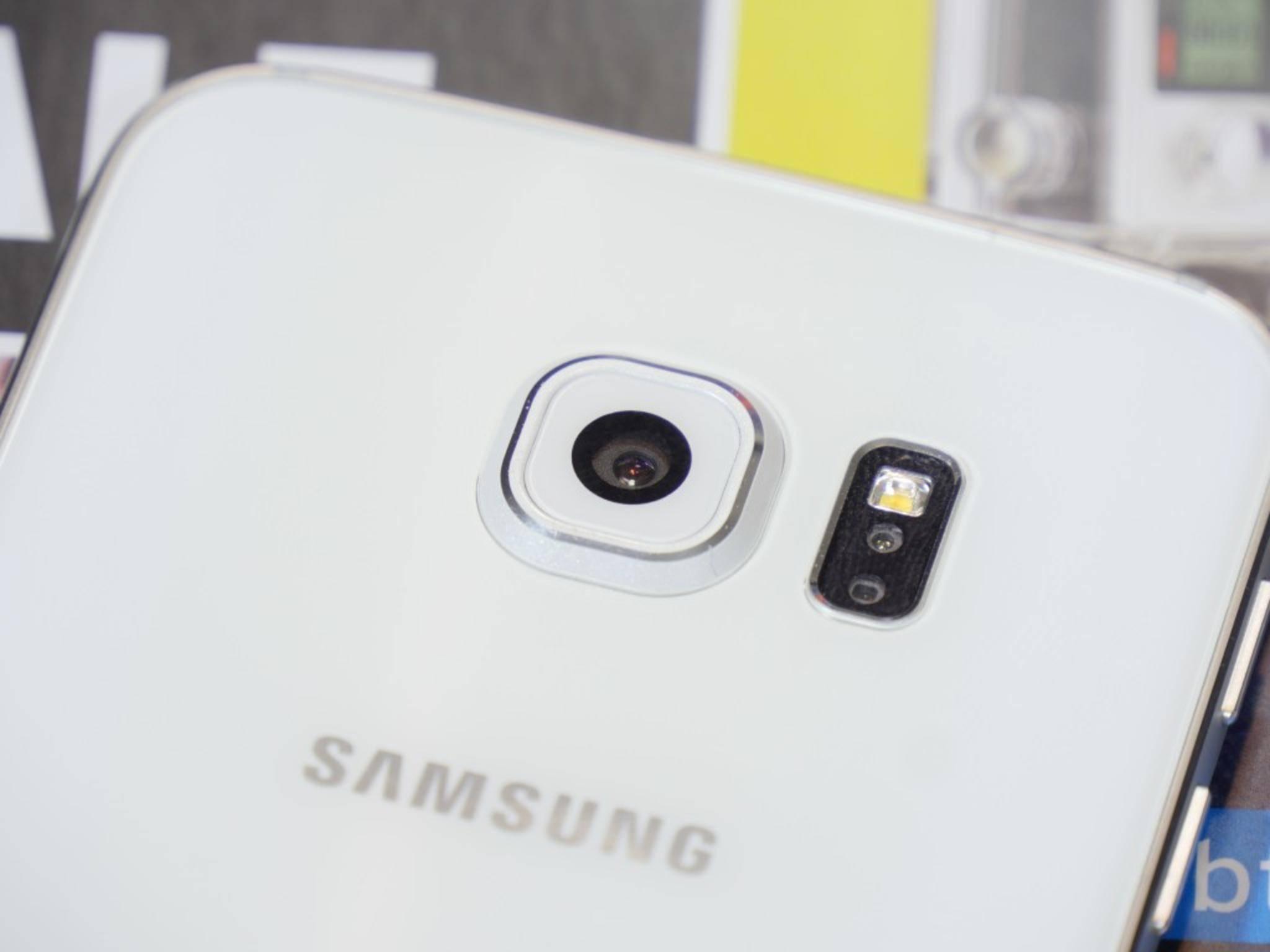Für den Galaxy S6-Nachfolger experimentiert Samsung mit einer neuen Kameratechnik,