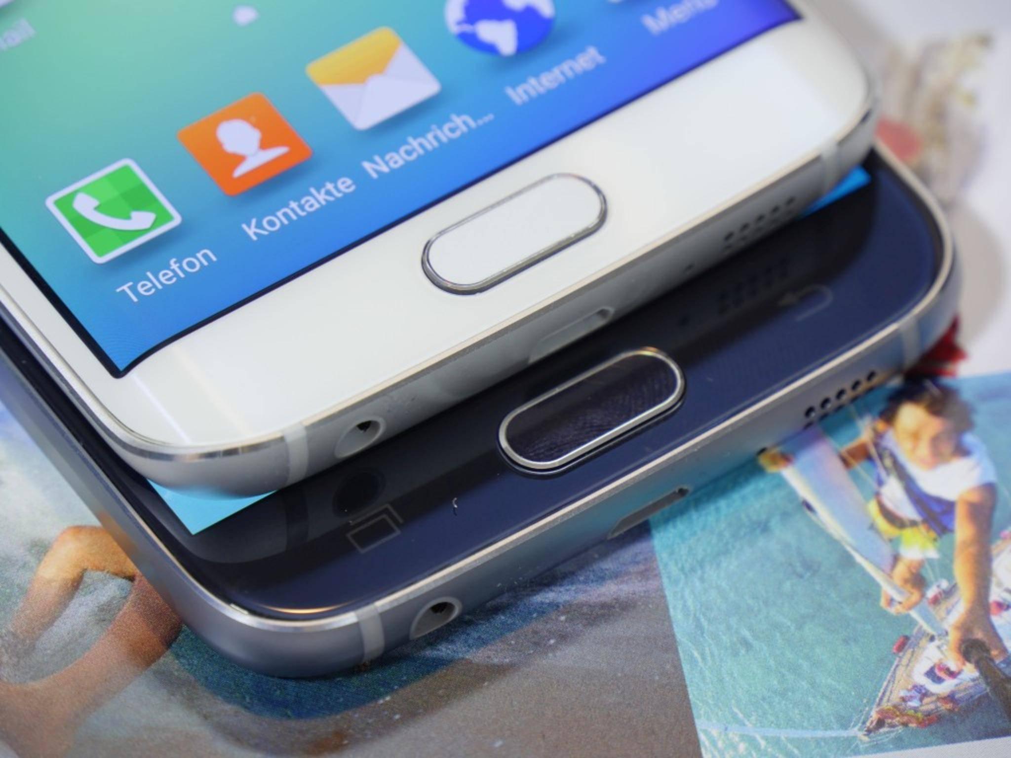 Auch der Fingerabdruckssensor arbeitet jetzt auf iPhone-Niveau.