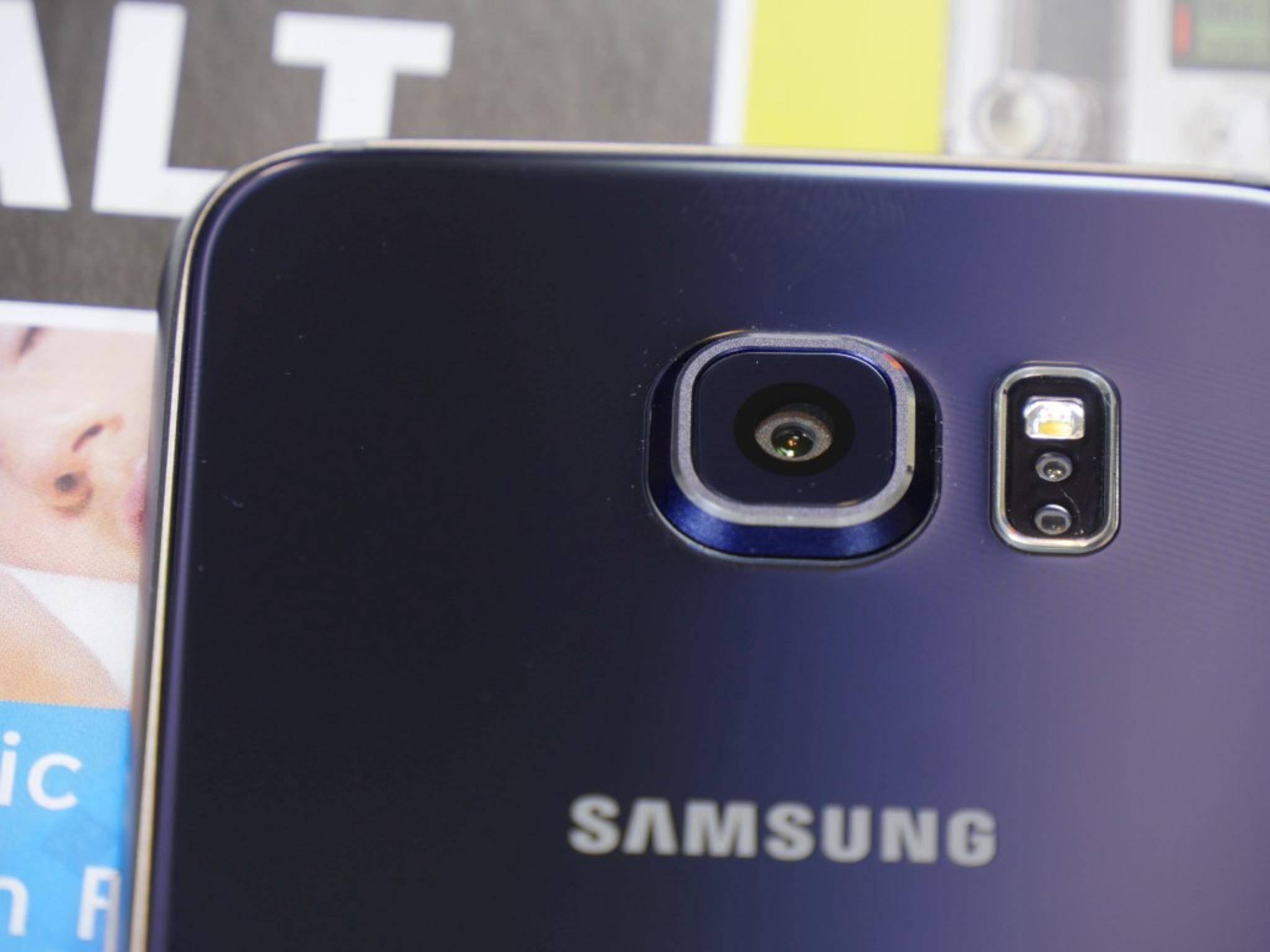 Die Kamera des Galaxy S7 soll einen relativ großen 1/2,5 Zoll-Sensor bekommen.