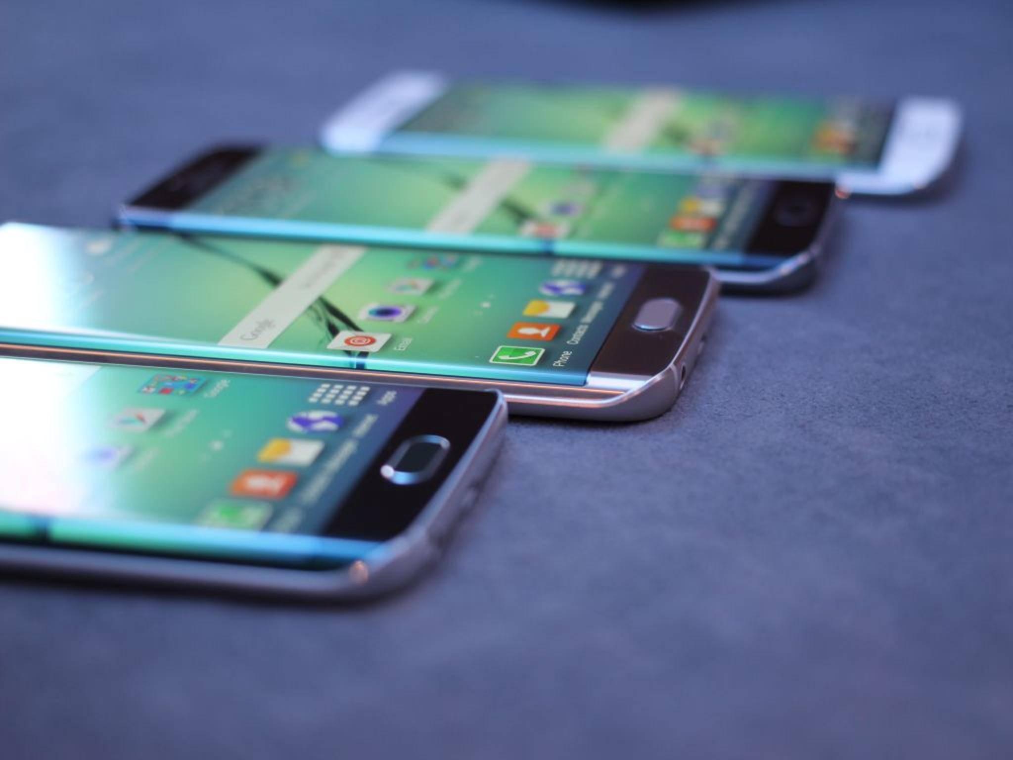 Samsungs Galaxy S6 Edge mit Problemen bei der Arbeitsperformance?