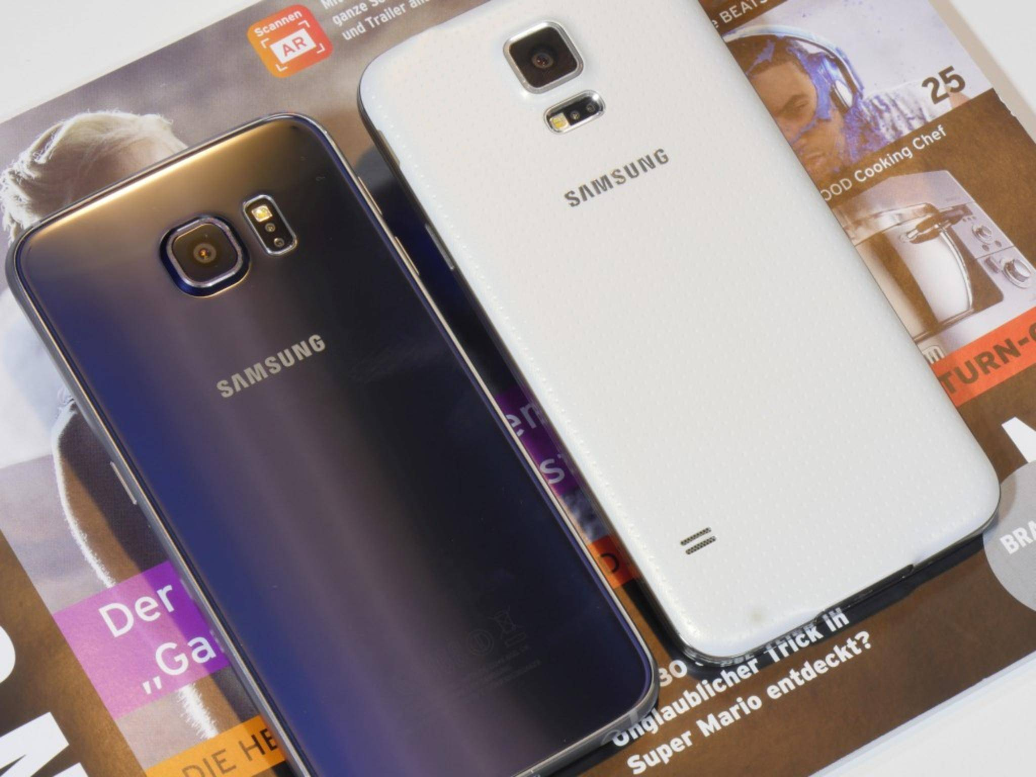 Nutzer beklagen sich schon seit Längerem über RAM-Probleme beim Galaxy S6.