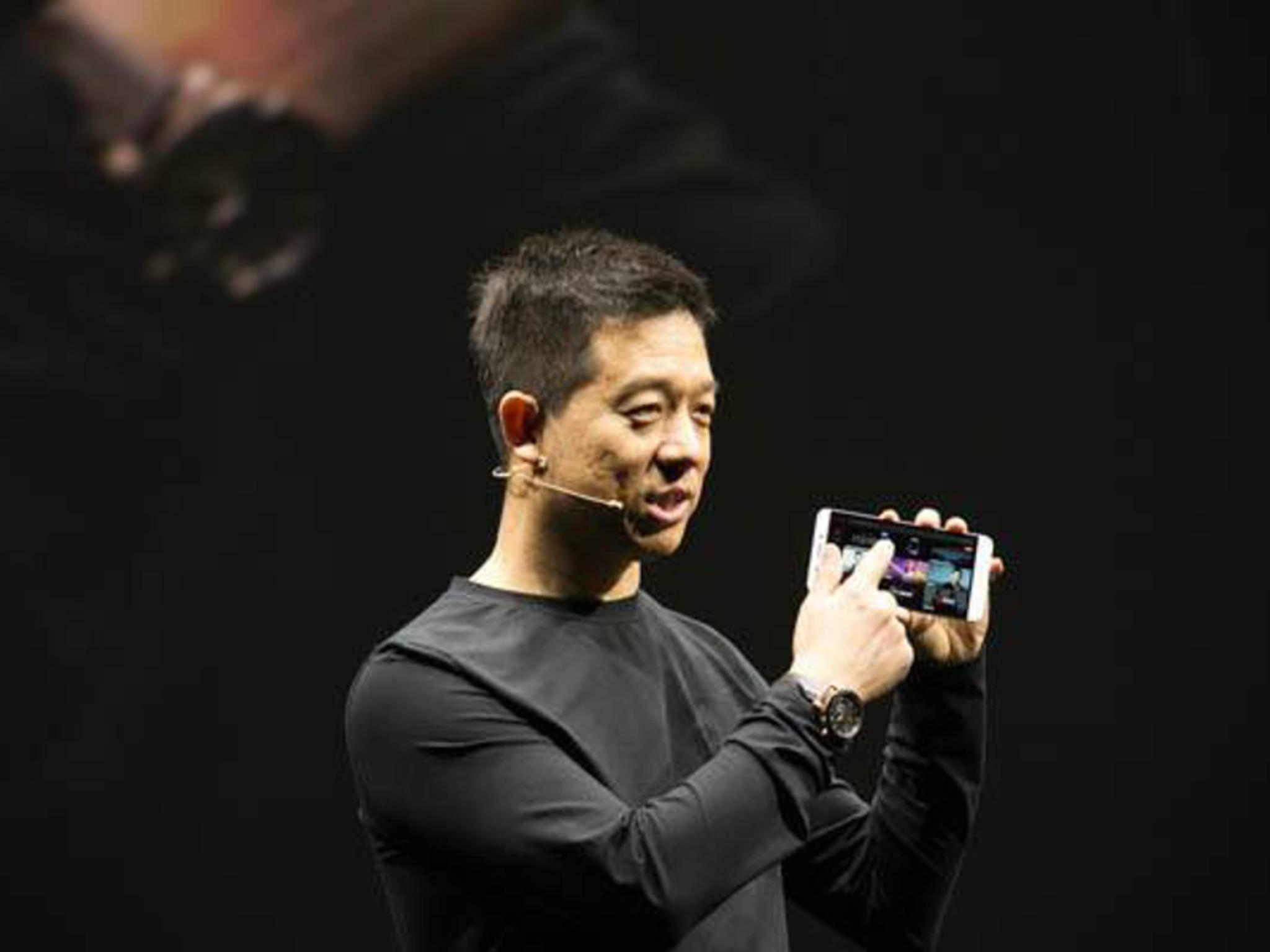 LeTV bringt das Superphone auf den US-Markt.