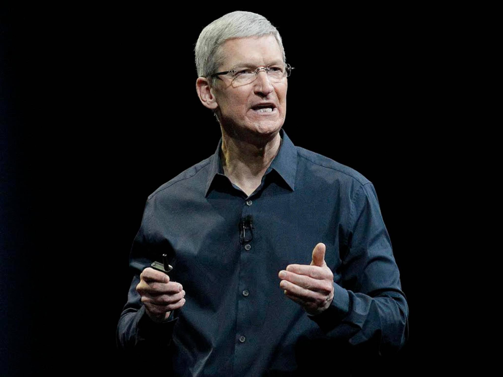 Jetzt auch im chinesischen Social Media unterwegs: Apple-Chef Tim Cook.