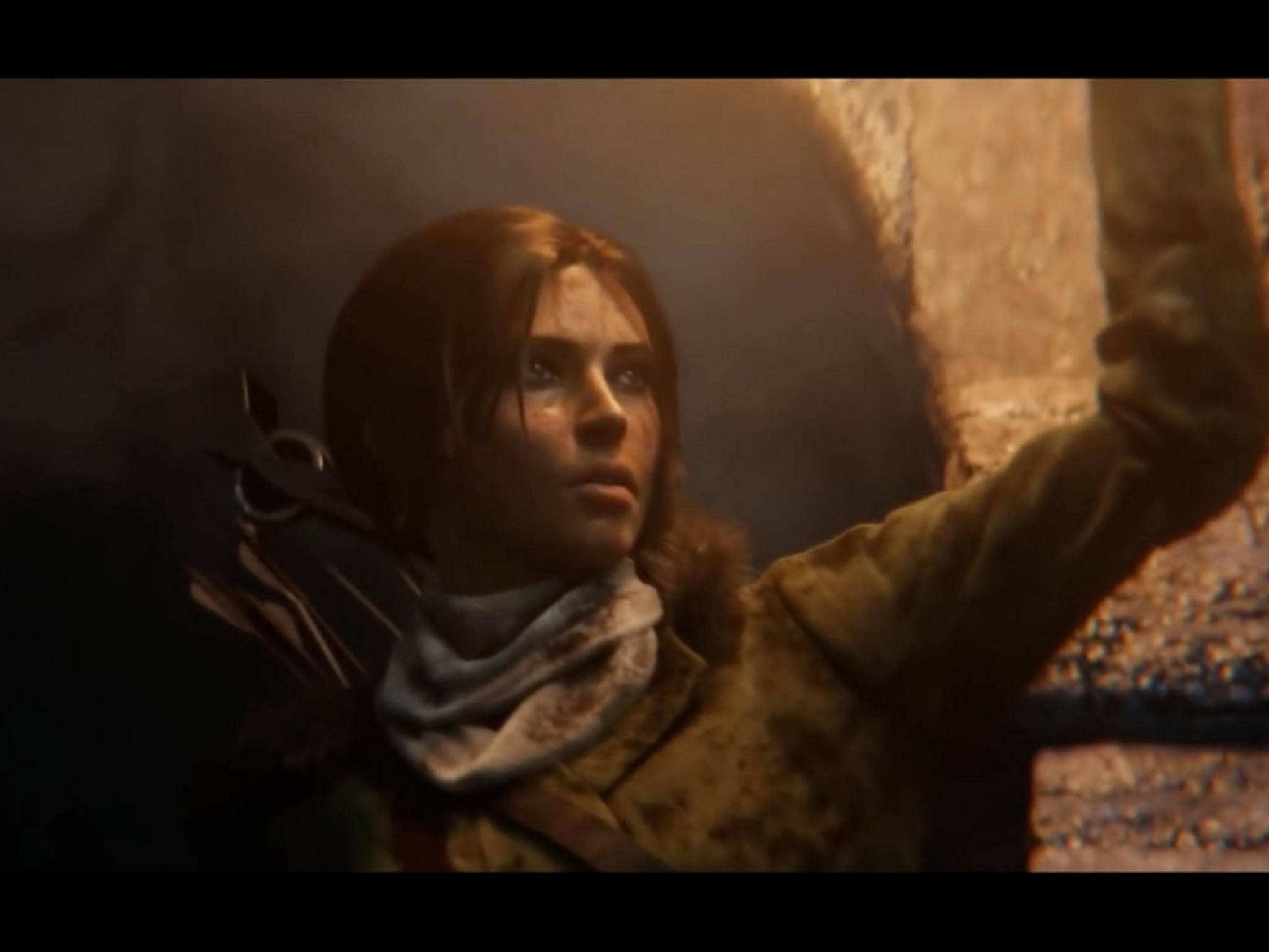 """Der neue Trailer zu """"Shadow of the Tomb Raider"""" zeigt Lara Croft in Action."""
