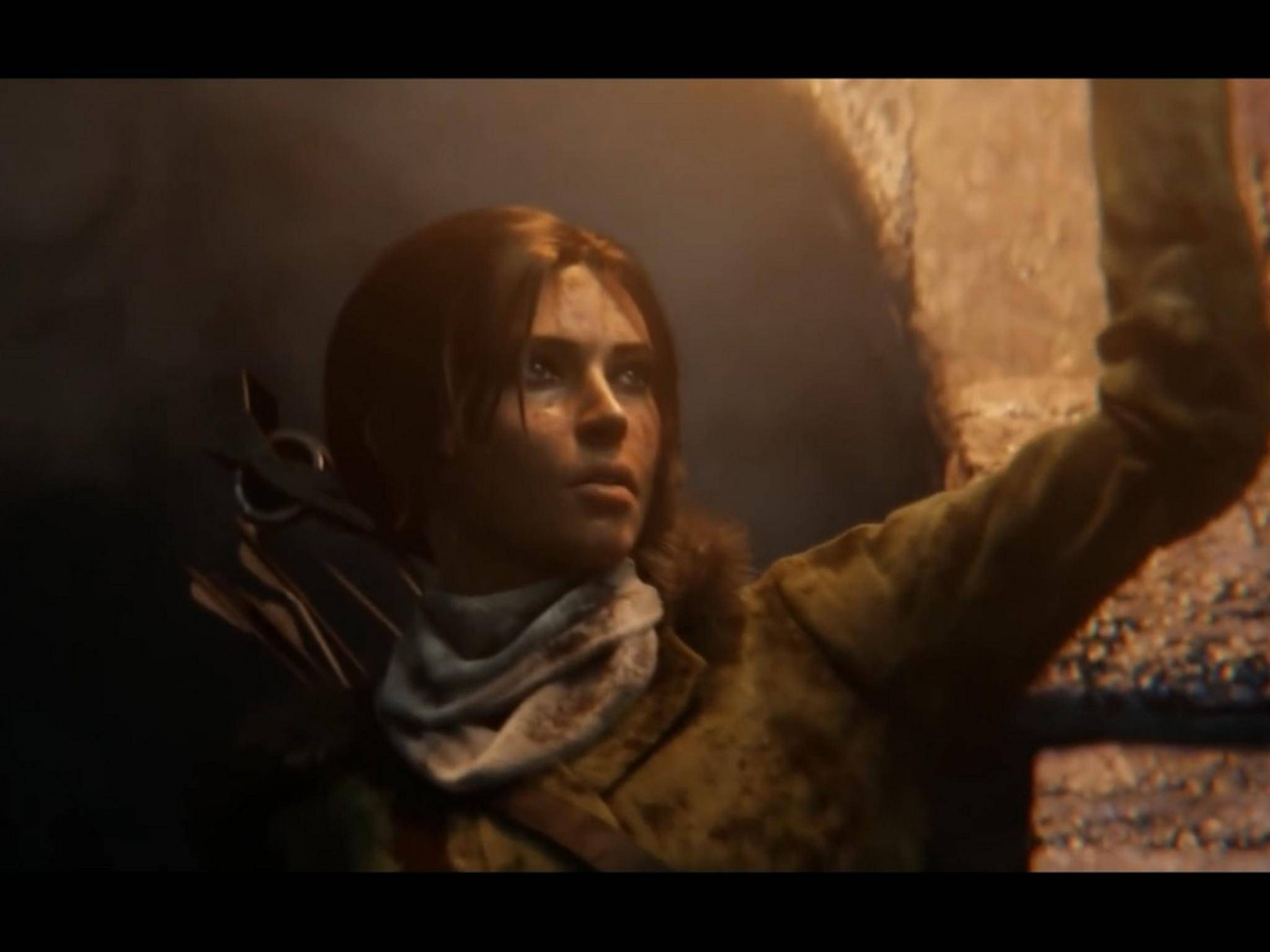 """Rise of the Tomb Raider"" soll ""Uncharted"" Konkurrenz machen."