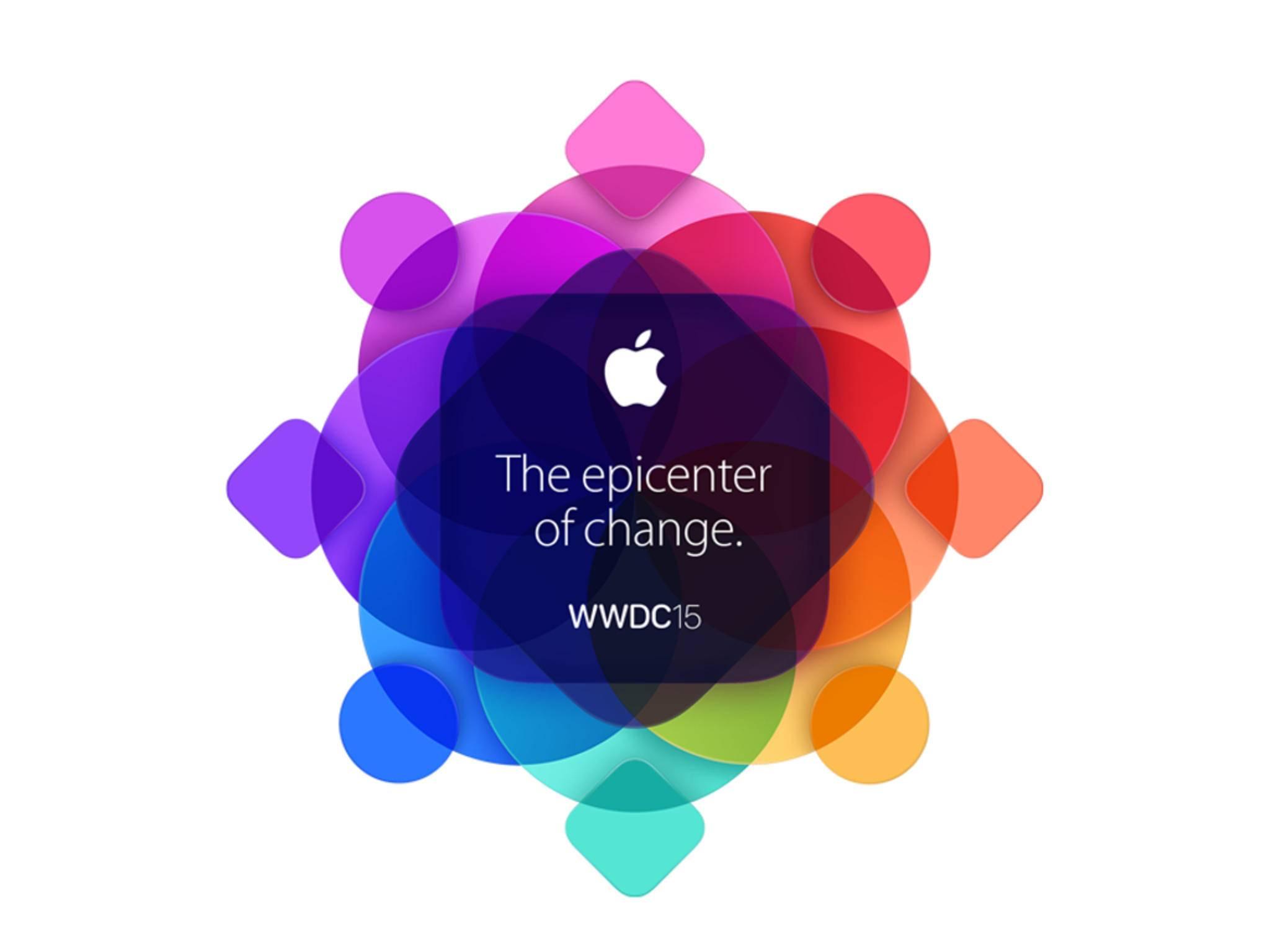Die WWDC 2015 startet am 8. Juni.