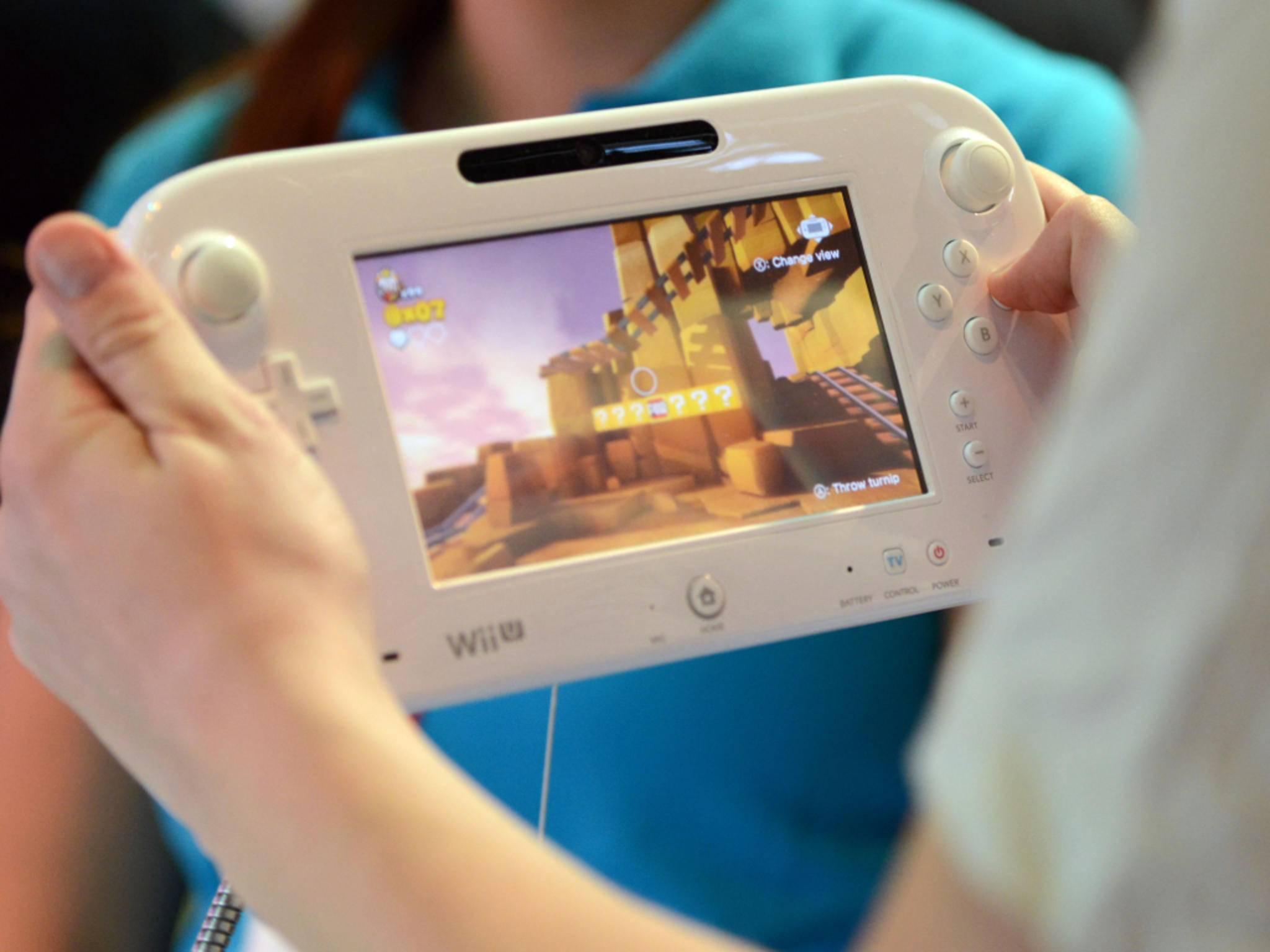 Wii U-Games werden auf der Switch wohl nicht funktionieren.