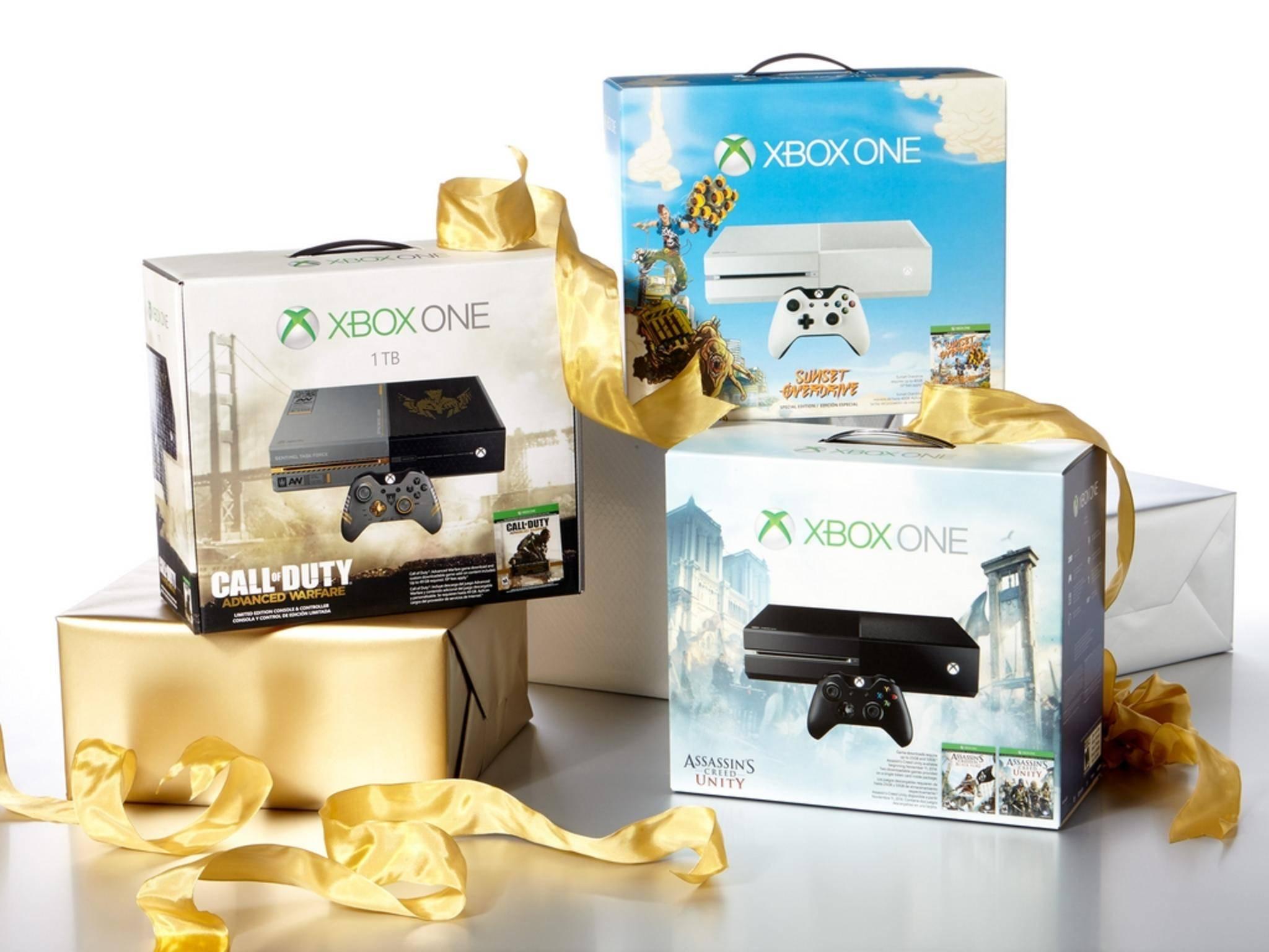 Für die Xbox One erscheinen in den kommenden Monaten zahlreiche Exklusivtitel.