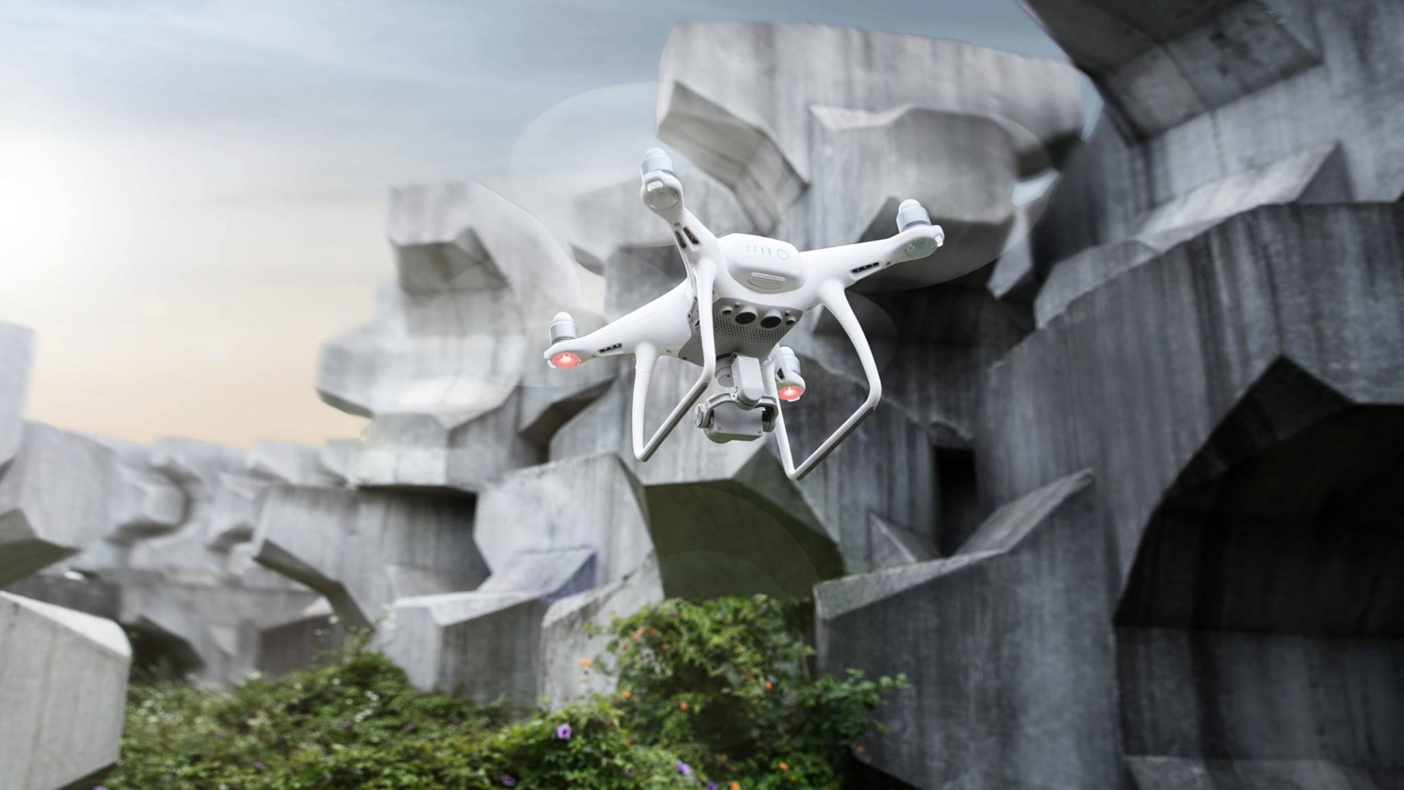 Drohnen für den Privatgebrauch werden immer beliebter.